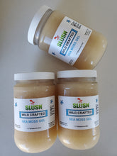 St. Lucia ~ GOLD ~ Wildcrafted Raw Sea Moss Gel