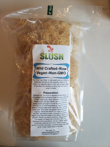 St. Lucia ~ GOLD ~ Wildcrafted ~ Sundried ~ Sea Moss ~ Detailed Instructions are Included
