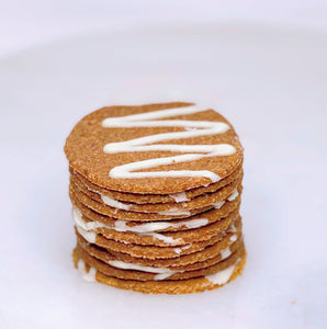 4-Pack Almond Thins Cinnamon Roll