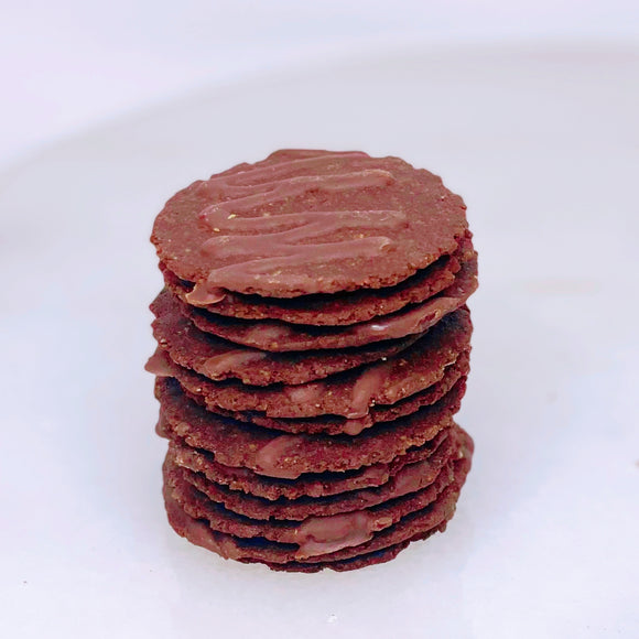 4-Pack Almond Thins Double Chocolate