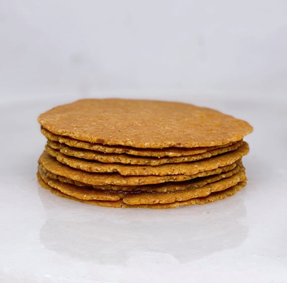 4-Pack Obleas Almond Toffee