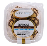 4-Pack Quinoas Vainilla Fudge