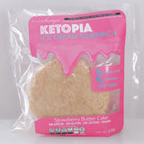 8-PACK KETOPIA ICE CREAM SANDWICH STRAWBERRY BUTTER CAKE