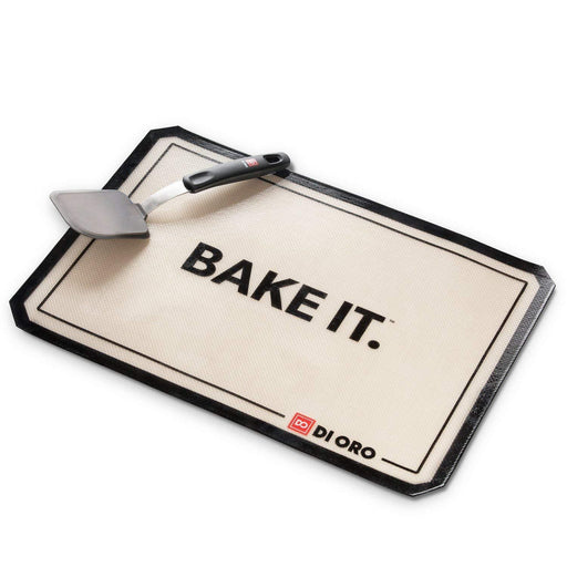 Cookie Spatula and Baking Mat Bundle - DI ORO