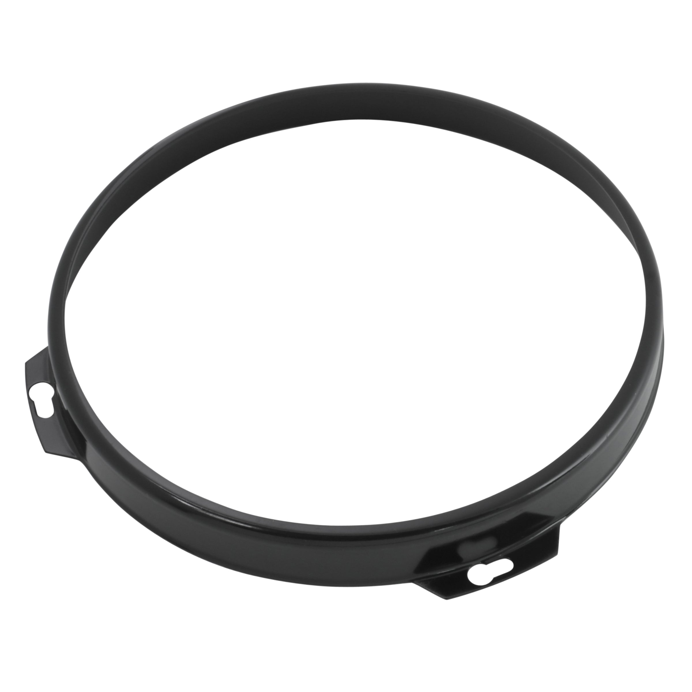 Sealed Beam Retainer Ring (Black) • 1940-55