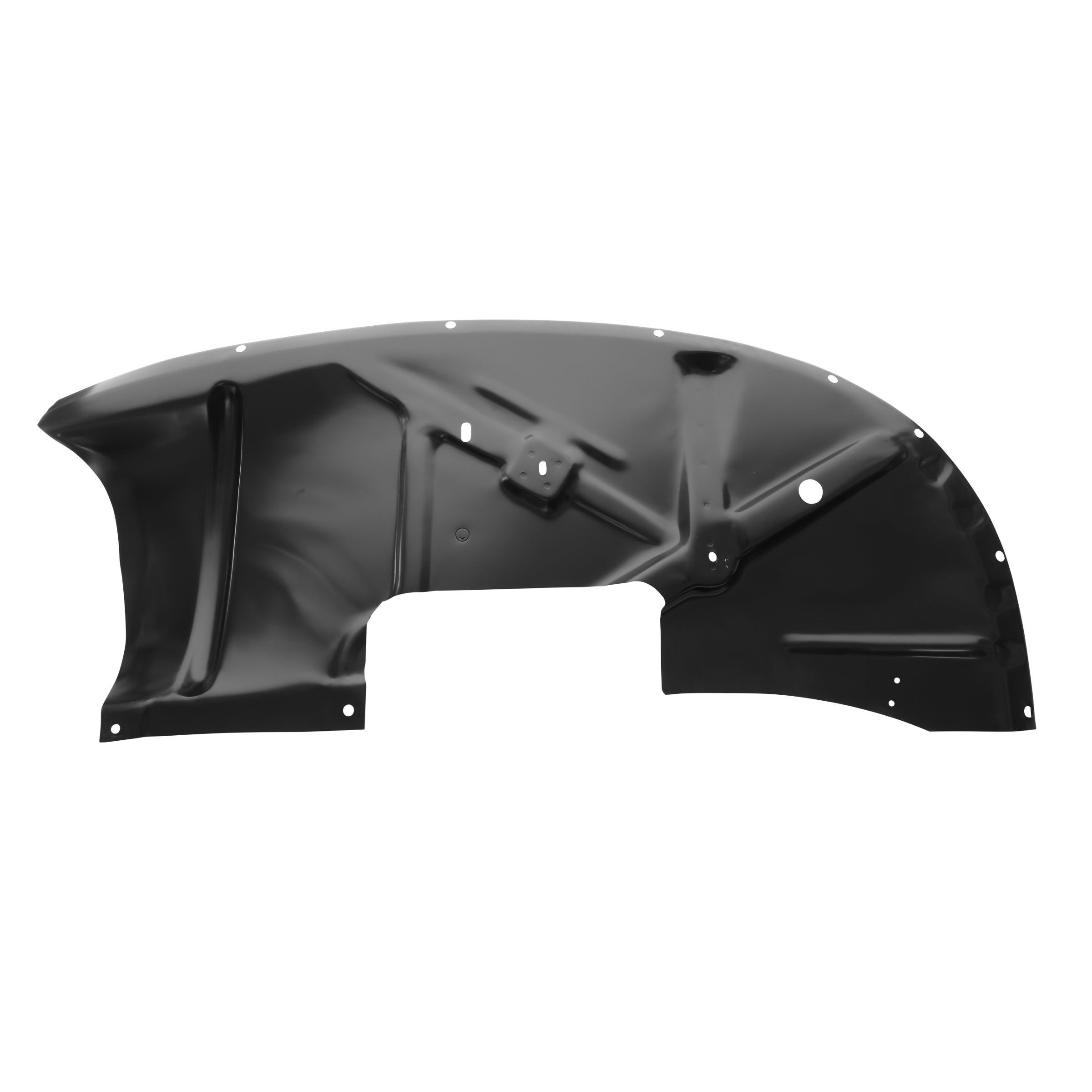 Front Fender Inner Aprons (for Independent Front Suspension) • 1939 Deluxe, 1940 Passenger & 1940-41 Ford Pickup