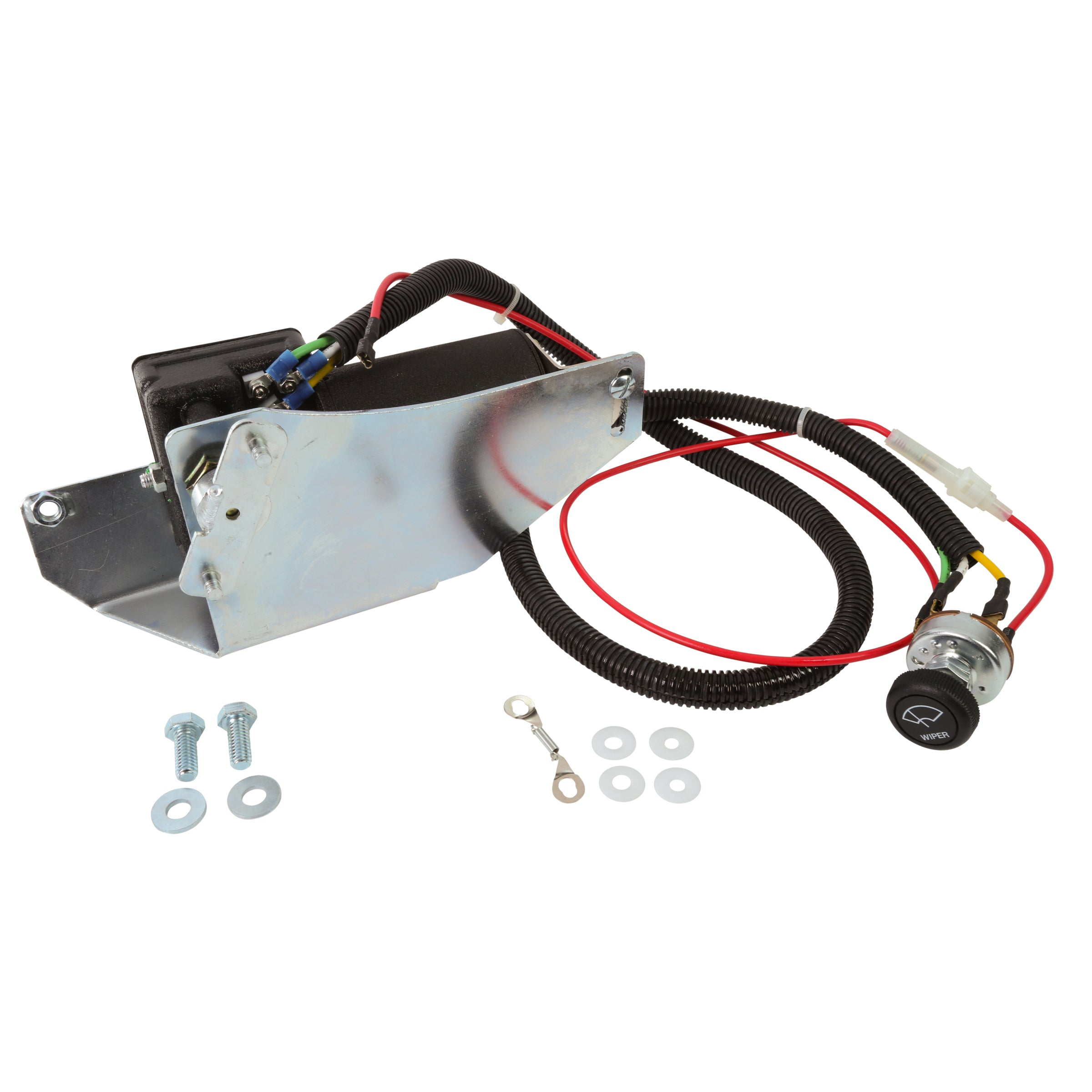 Electric Wiper Motor Conversion Kit • 1940 Passenger 6 Volt