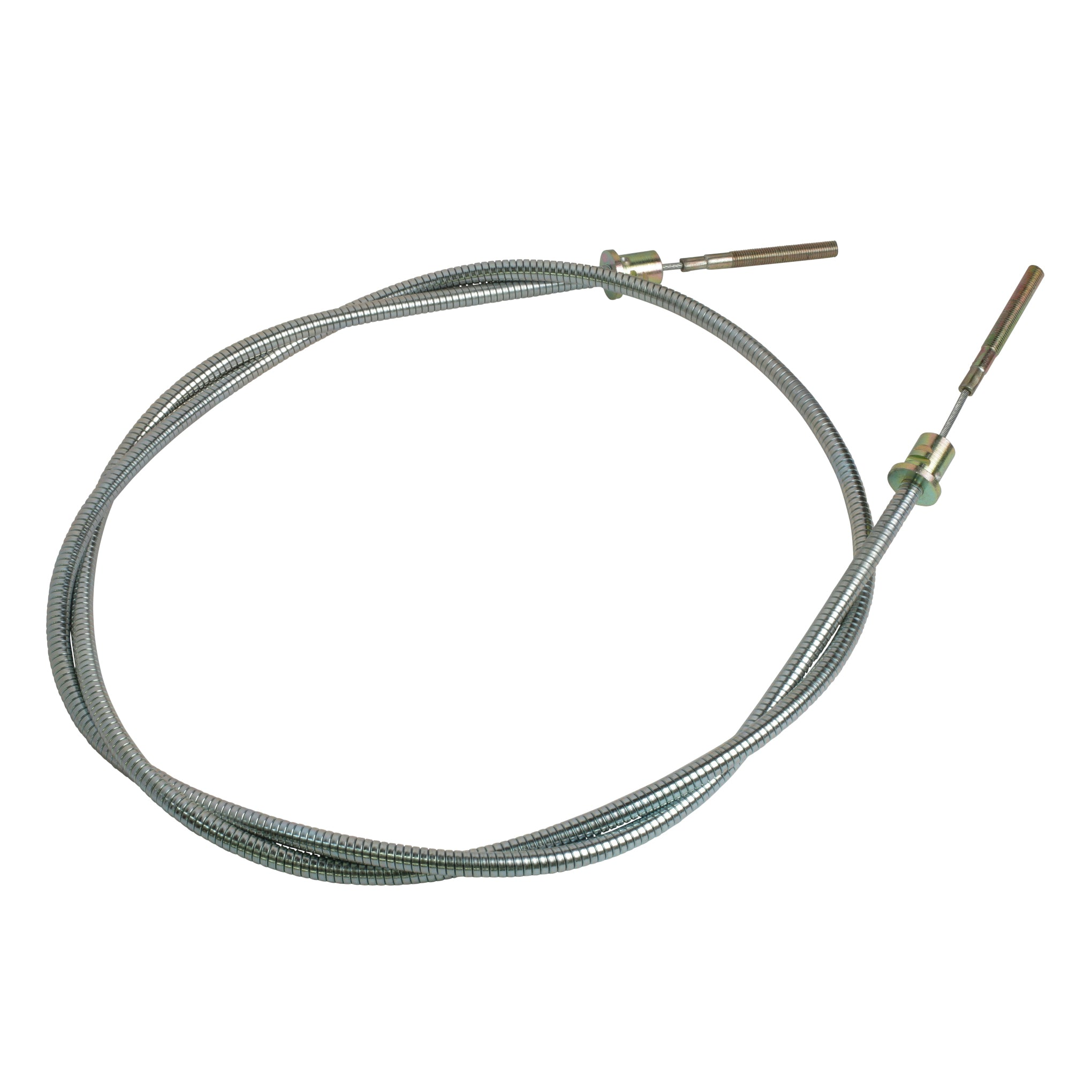 Front Emergency Brake Cable Assembly • 1940-41 Passenger