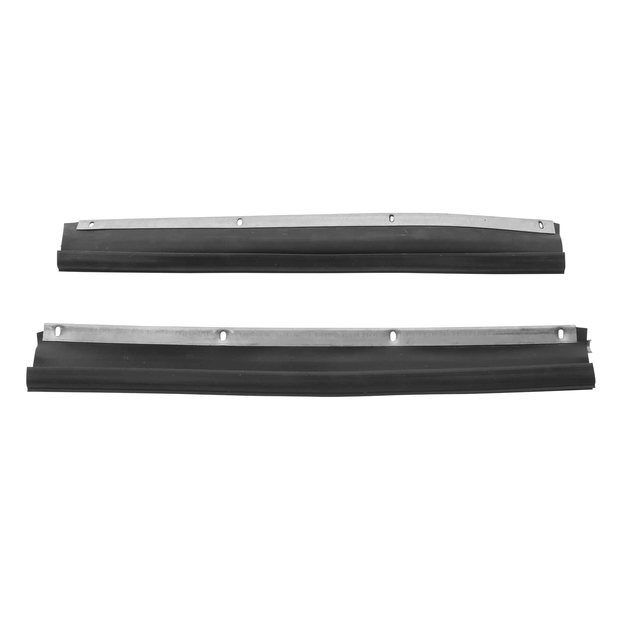 Door Scuff (Sill) Plates • 1940 Ford Fordor (Rear)