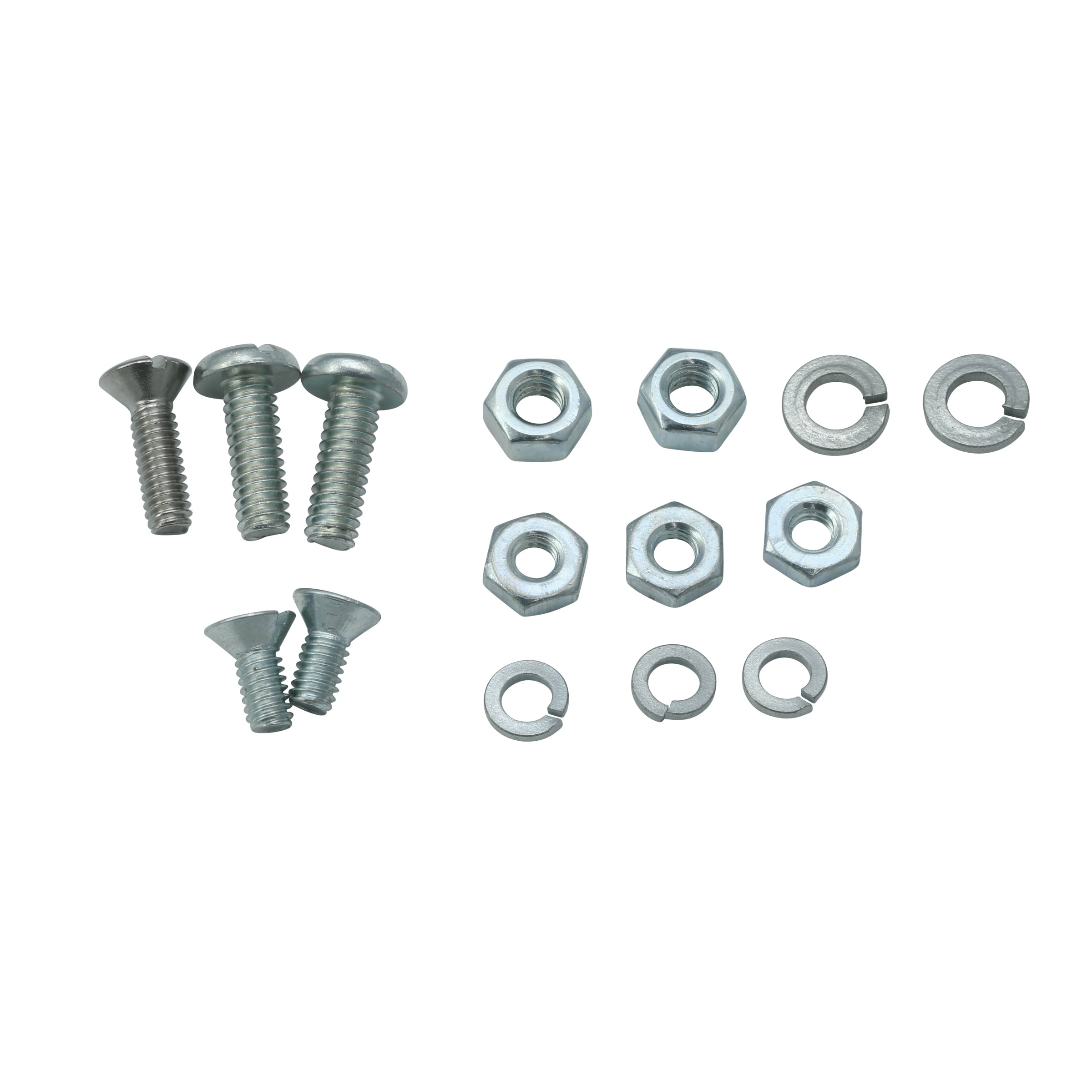 Grille Mounting Hardware Kit • 1940 Ford Standard & 1940-41 Ford Pickup