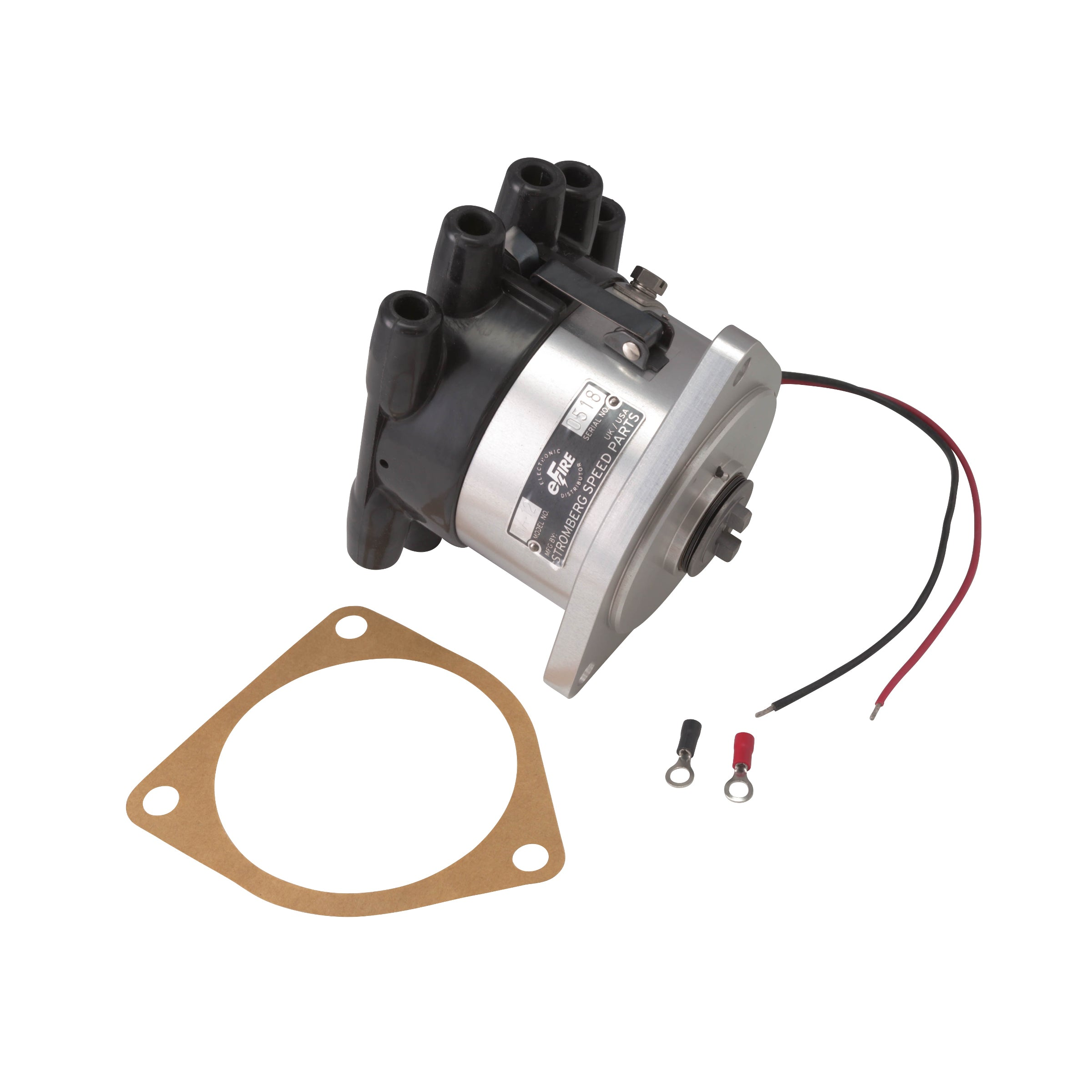 Stromberg E-Fire Electronic Distributor • 3 Bolt 12V Negative