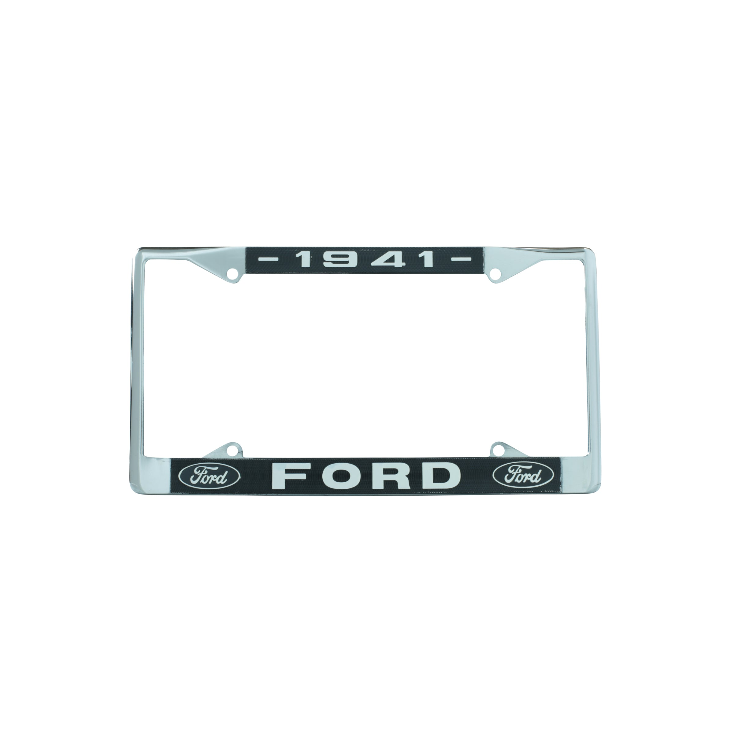 License Plate Frame • 1941 Ford