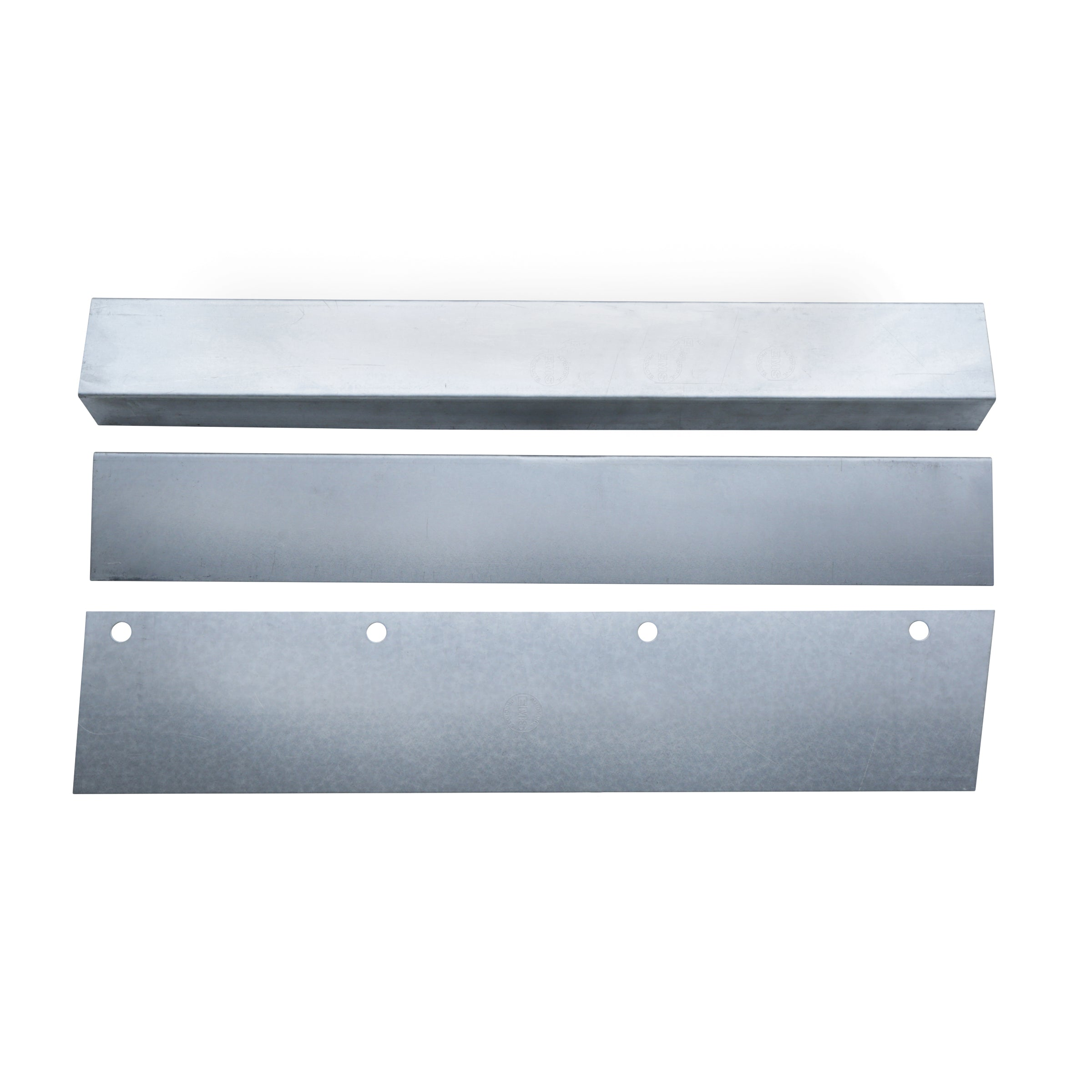 Rocker Panel Box (Rear, Left) • 1941-48 Ford & Mercury Fordor, Business Coupe, & Sedan Delivery