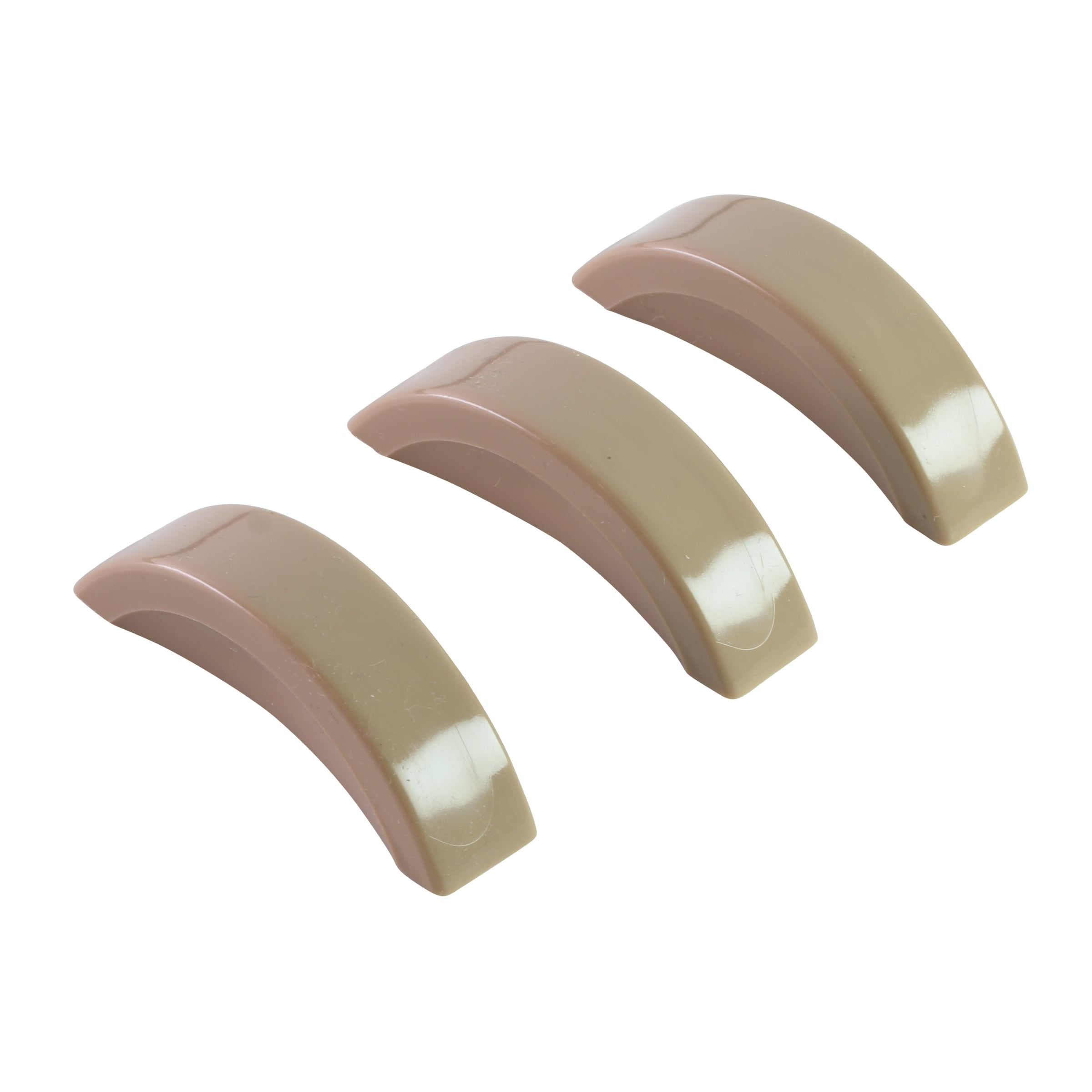Heater Door Knobs (Tan) • 1941-48 Ford