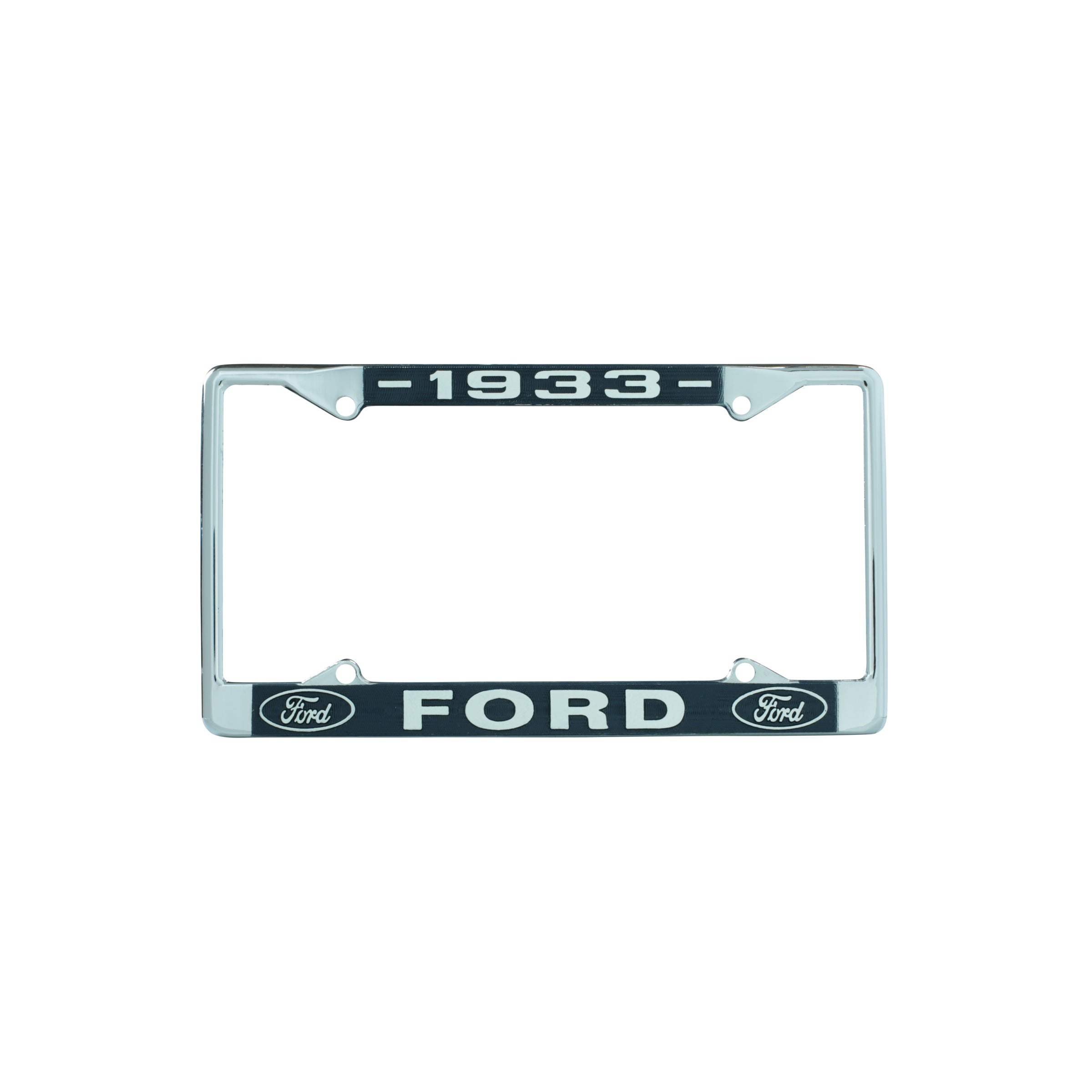 License Plate Frame • 1933 Ford