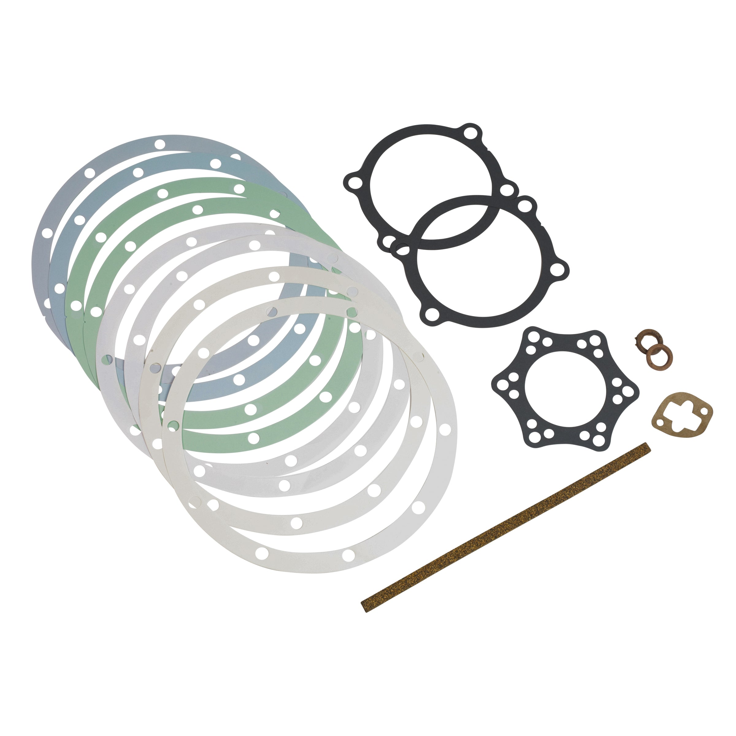 Axle and U-Joint Gasket Set (Rear) • 1932-48 Passenger & 1932-47 Pickup