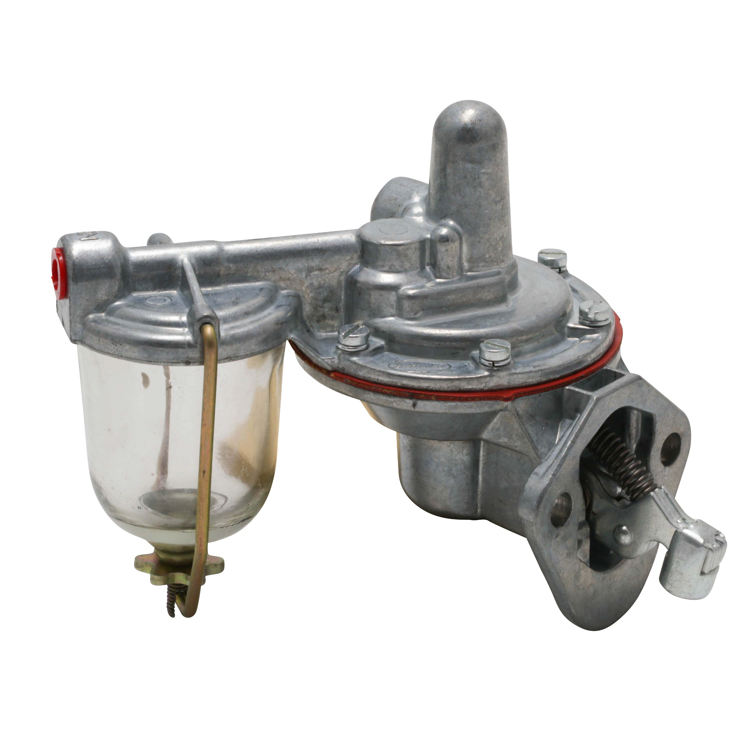 Fuel Pump Assembly (Single Action) • 1951-53 Ford V-8