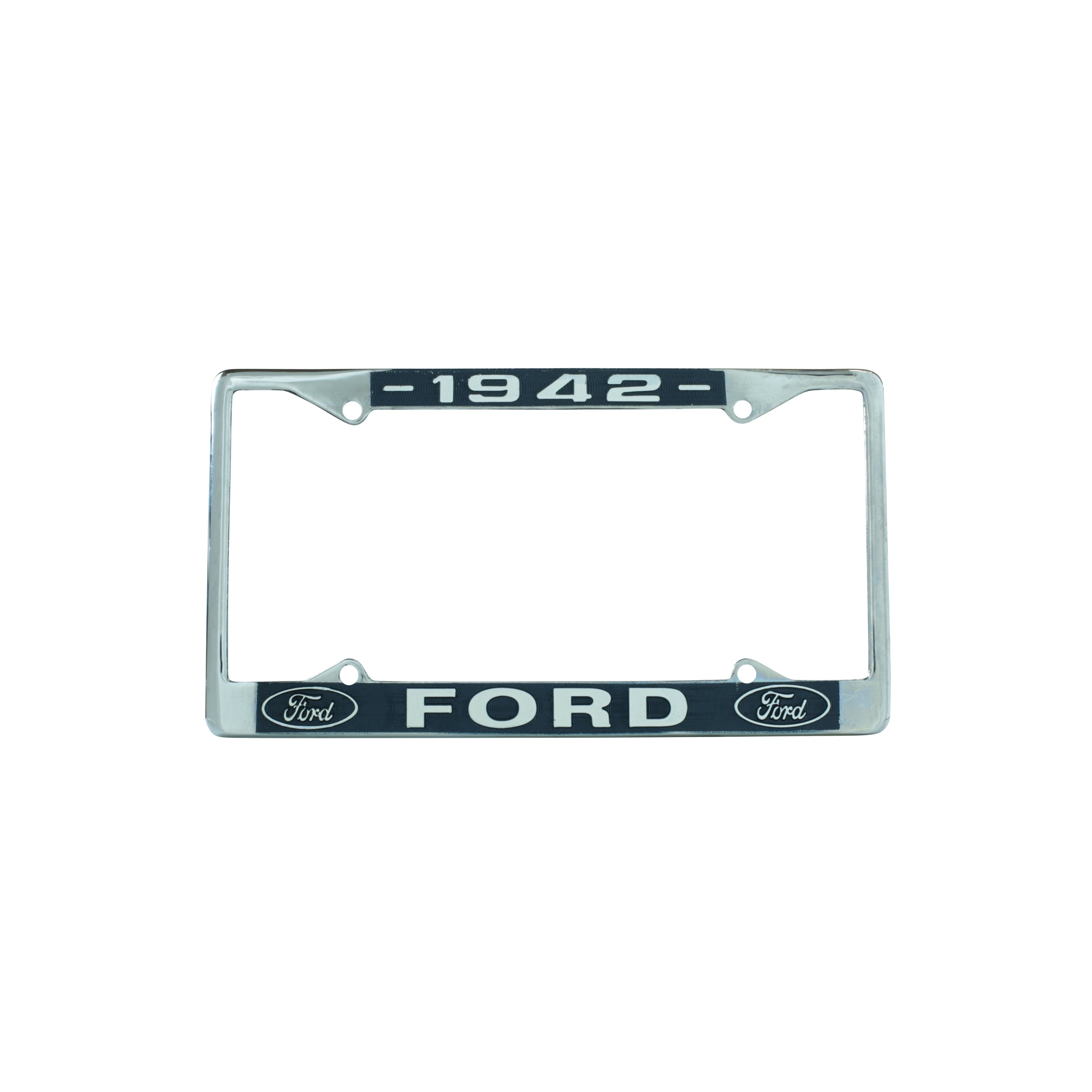 License Plate Frame • 1942 Ford