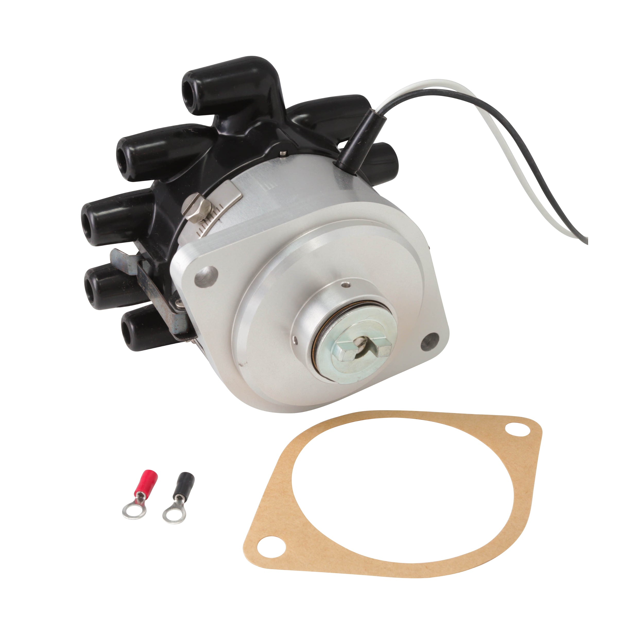 Genuine Stromberg E-Fire Electronic Distributor • 2 Bolt 6V Positive