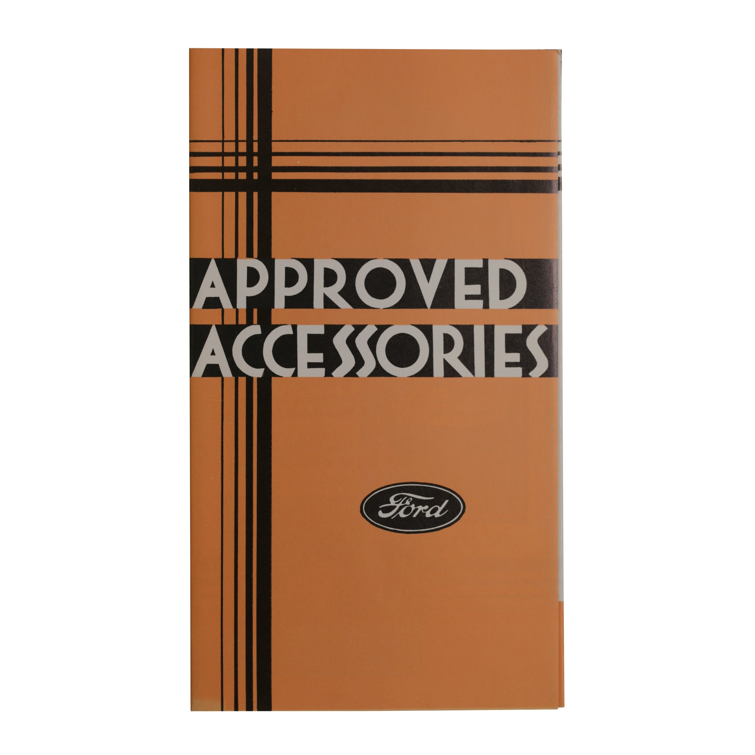 Accessories Brochure  • 1933 Ford