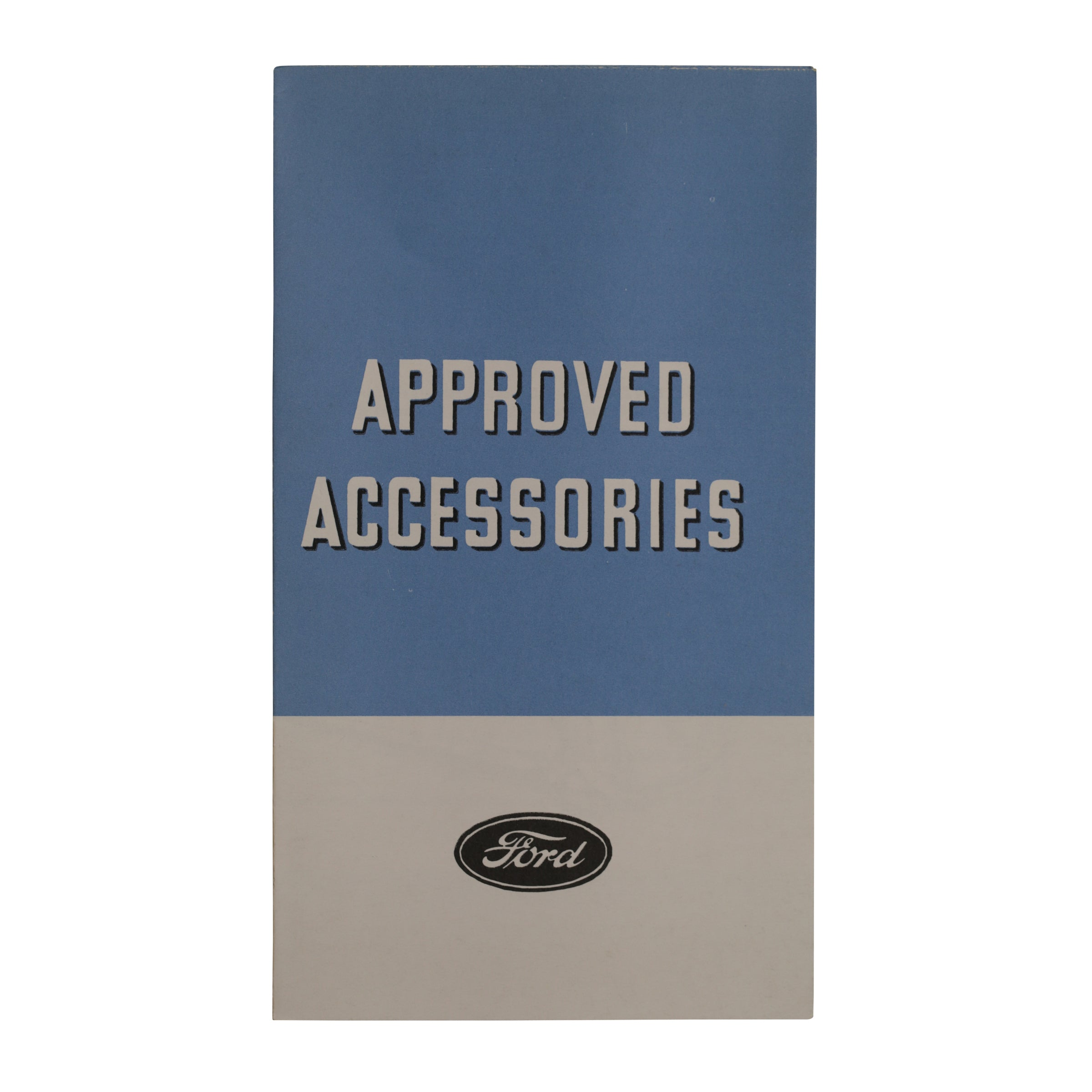 Accessories Brochure  • 1934 Ford