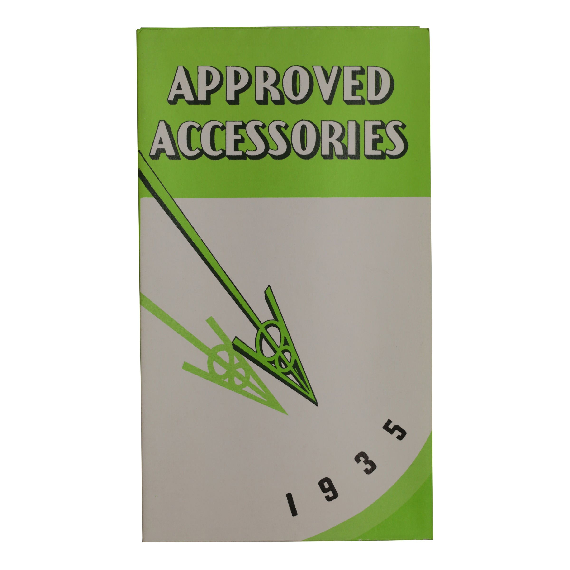 Accessories Brochure  • 1935 Ford