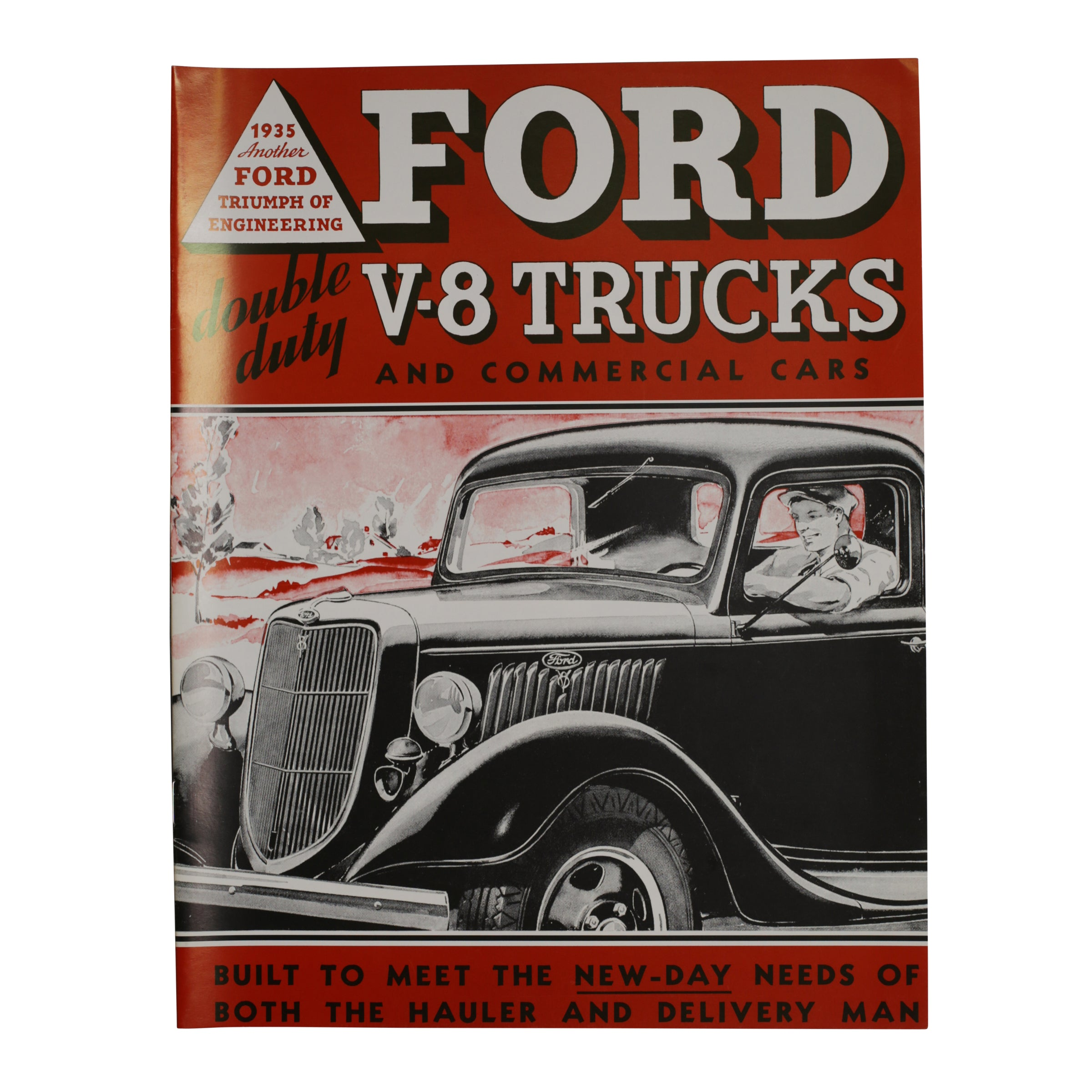 Sales Brochure • 1935 Ford Pickup