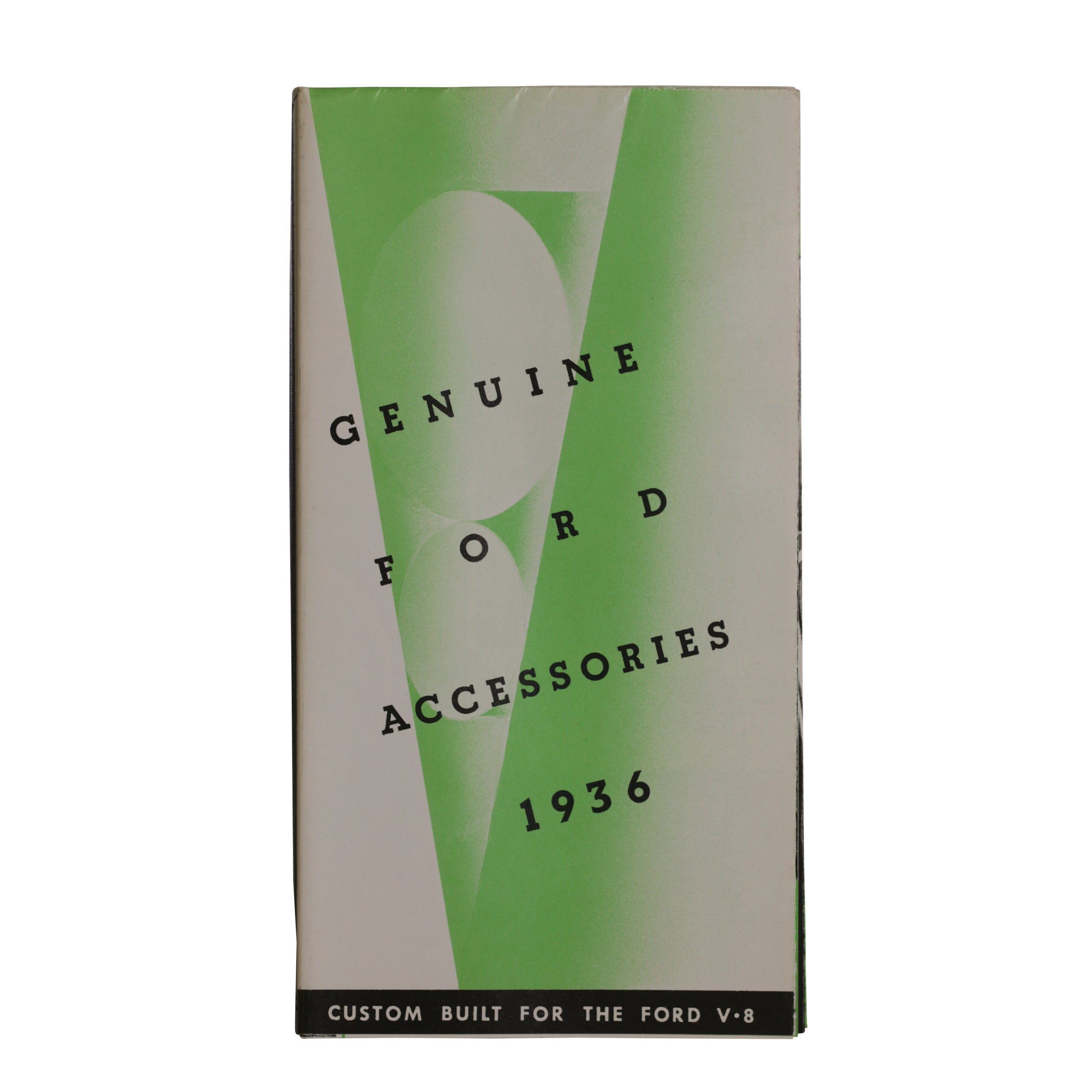 Accessories Brochure  • 1936 Ford