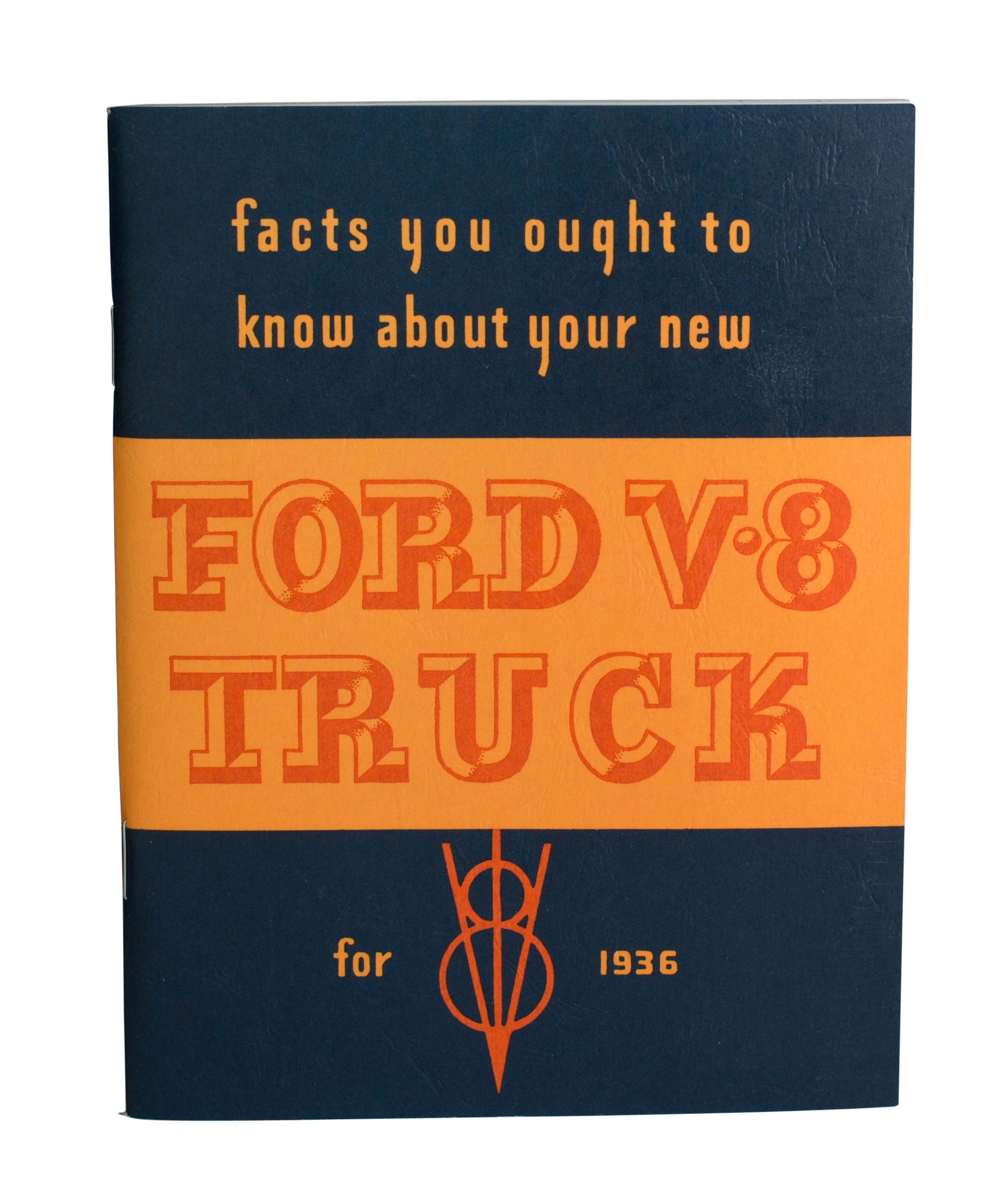 Pickup Owners Manual • 1936