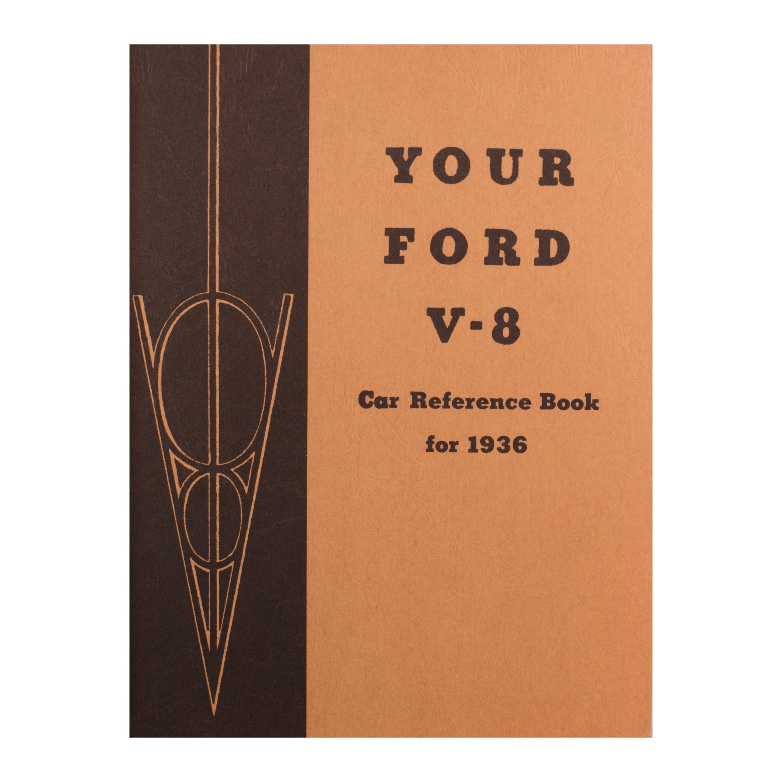 Owners Manual • 1936 Ford