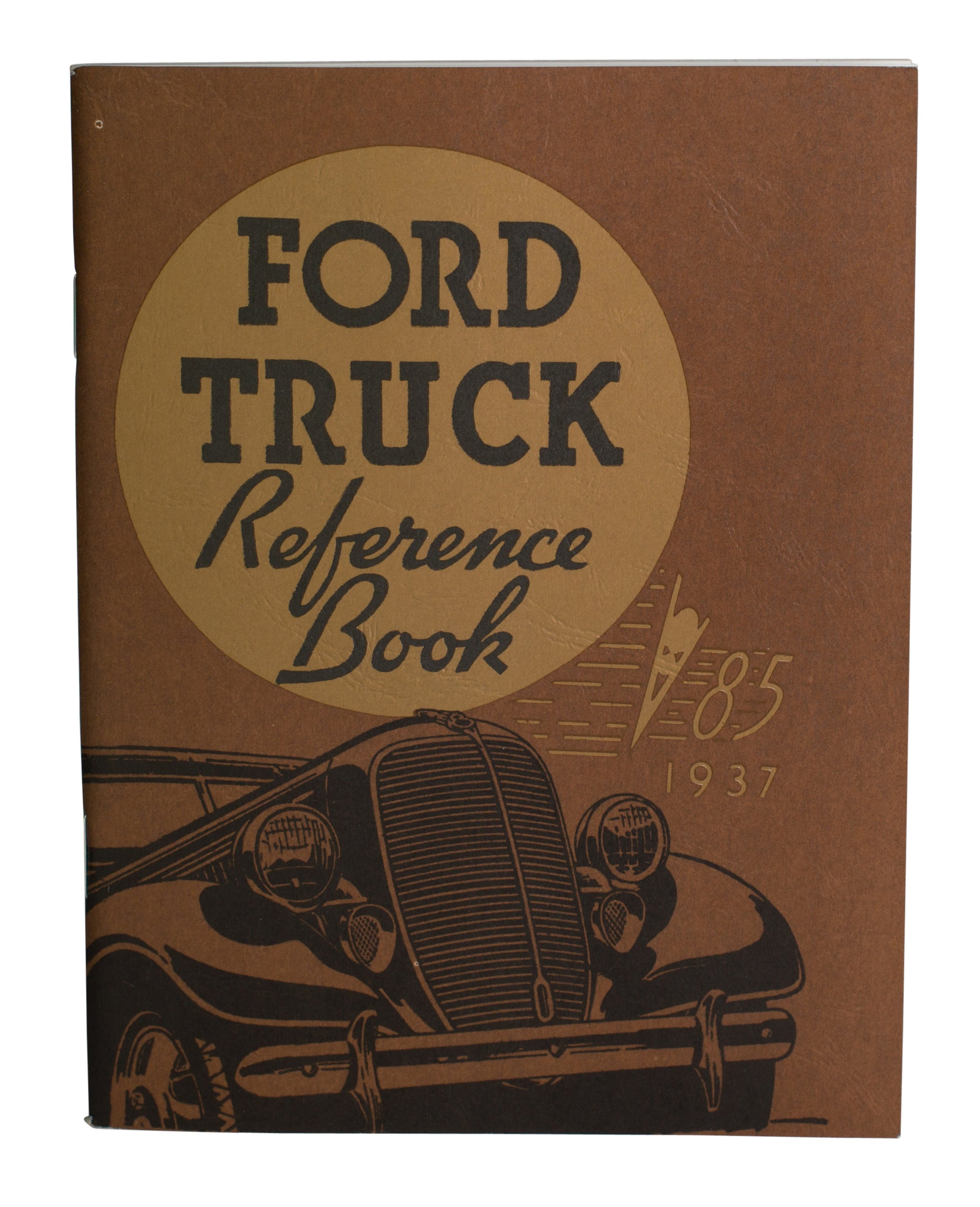 Owners Manual • 1937 Ford Pickup