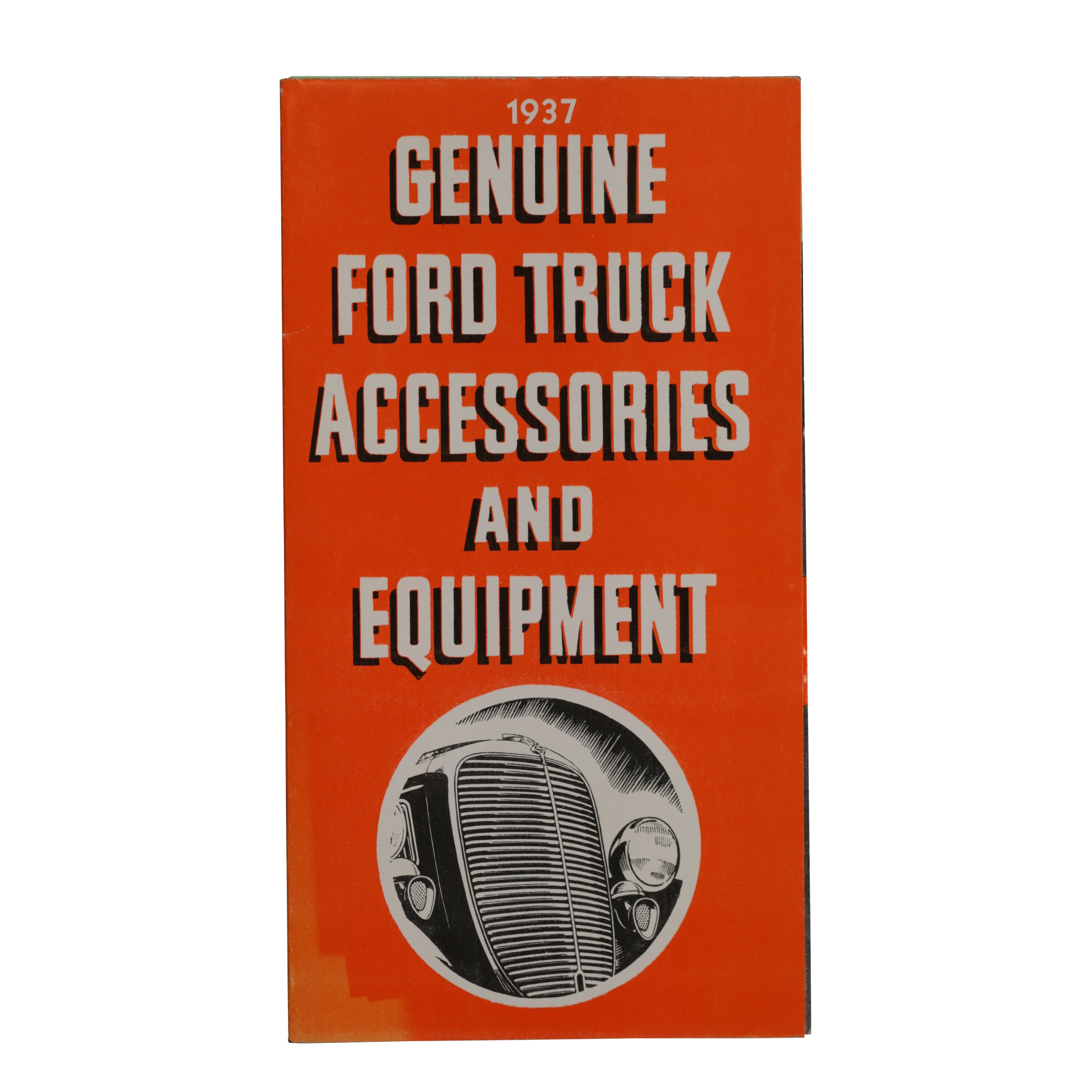 Accessories Brochure  • 1937 Ford Pickup
