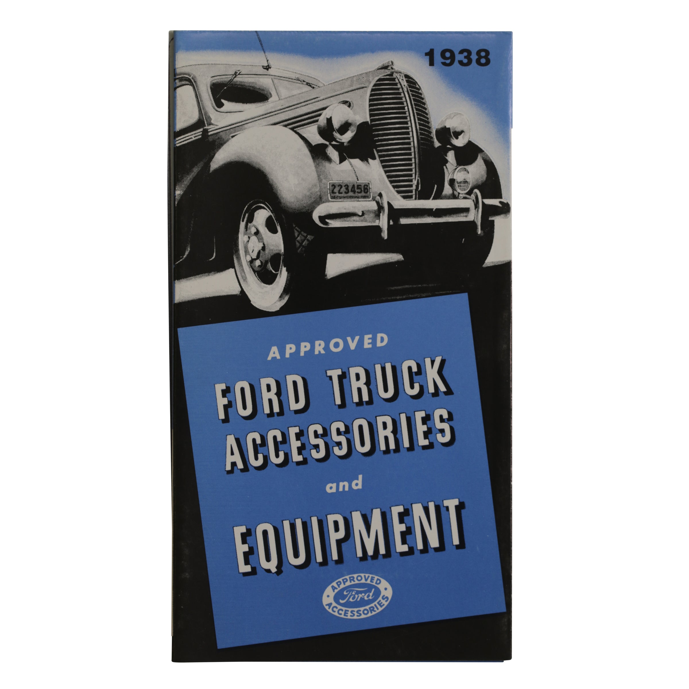 Accessories Brochure  • 1938 Ford Pickup