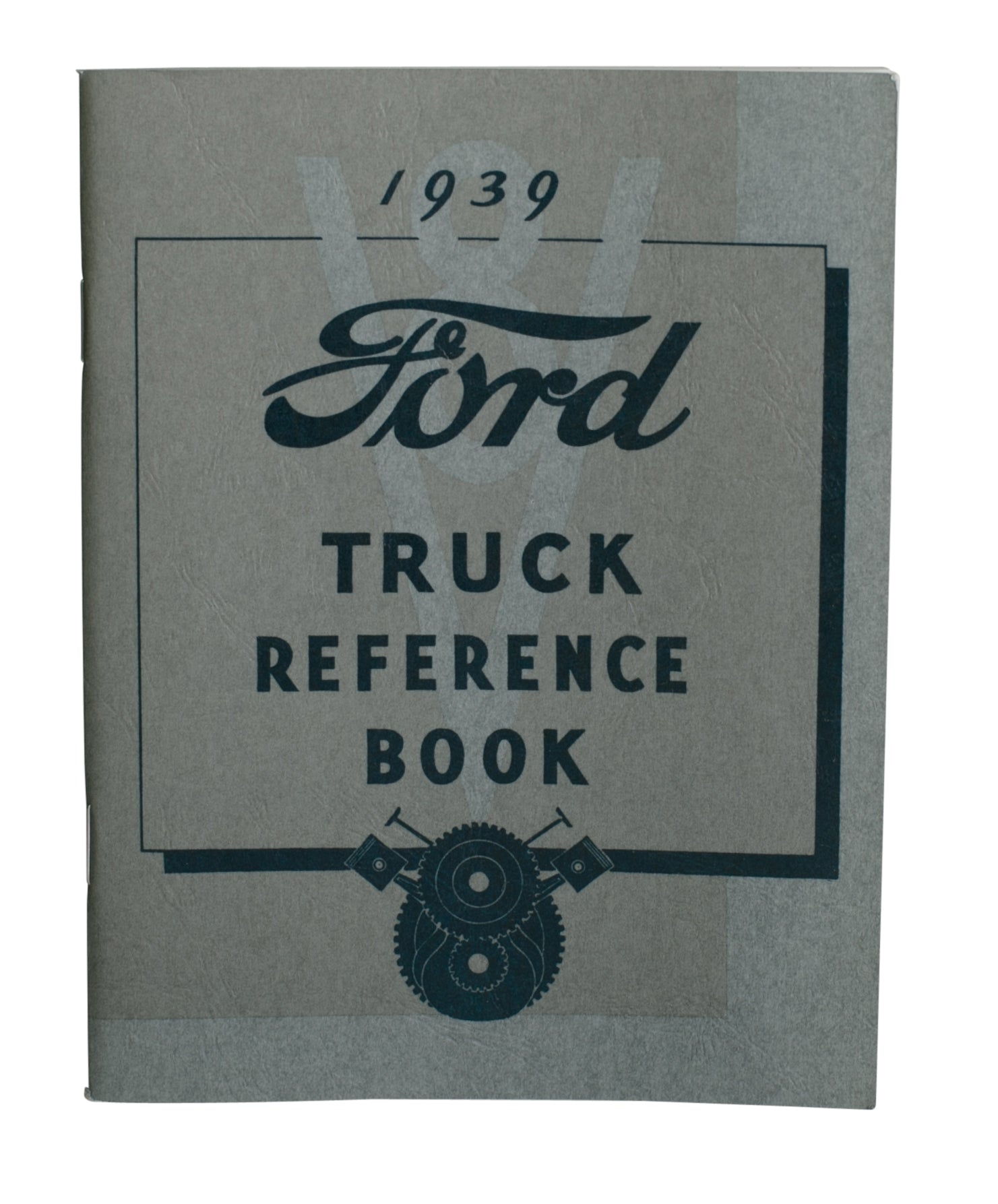 Owners Manual • 1939 Ford Pickup