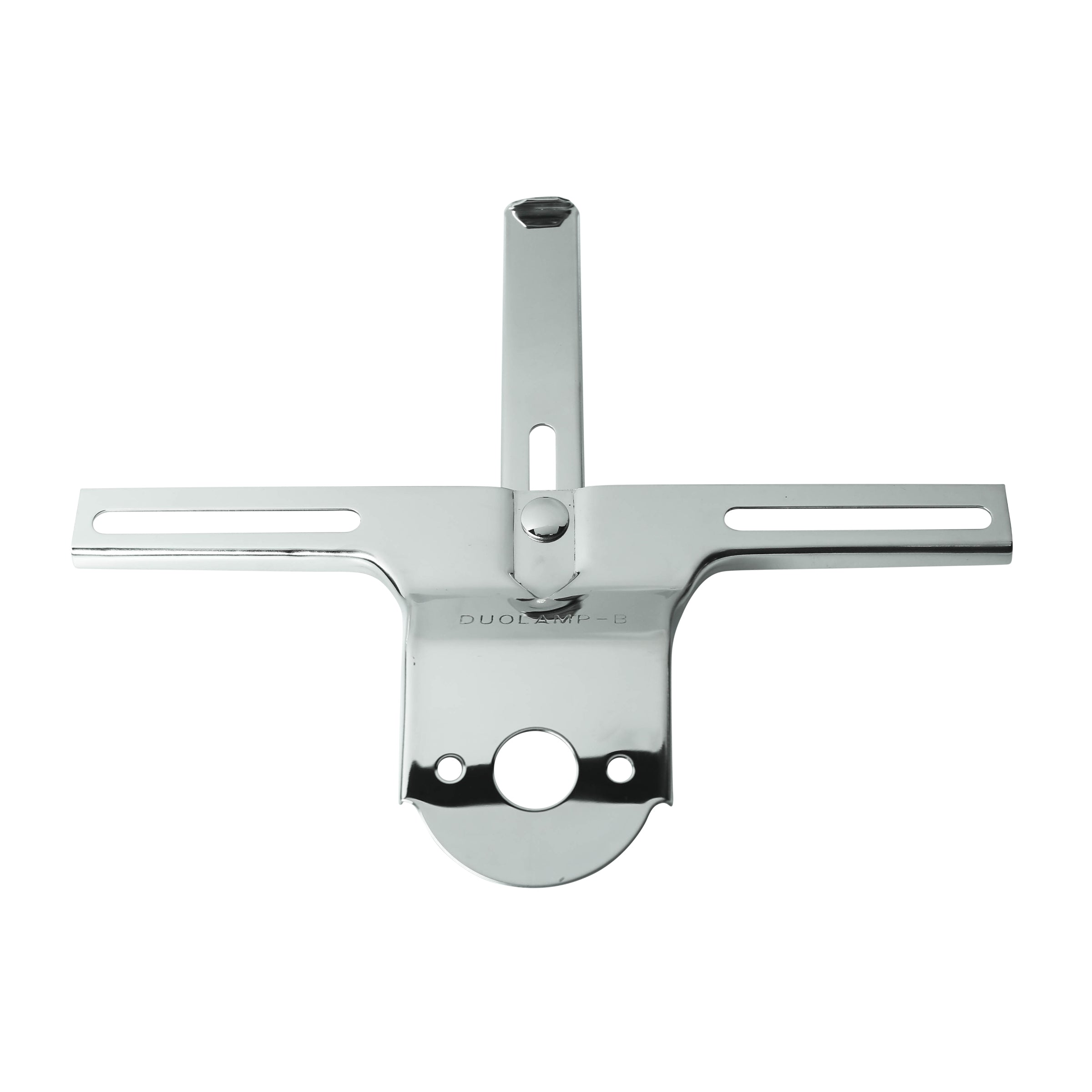 Rear License Plate Bracket (Stainless Steel) • 1933-36 Passenger