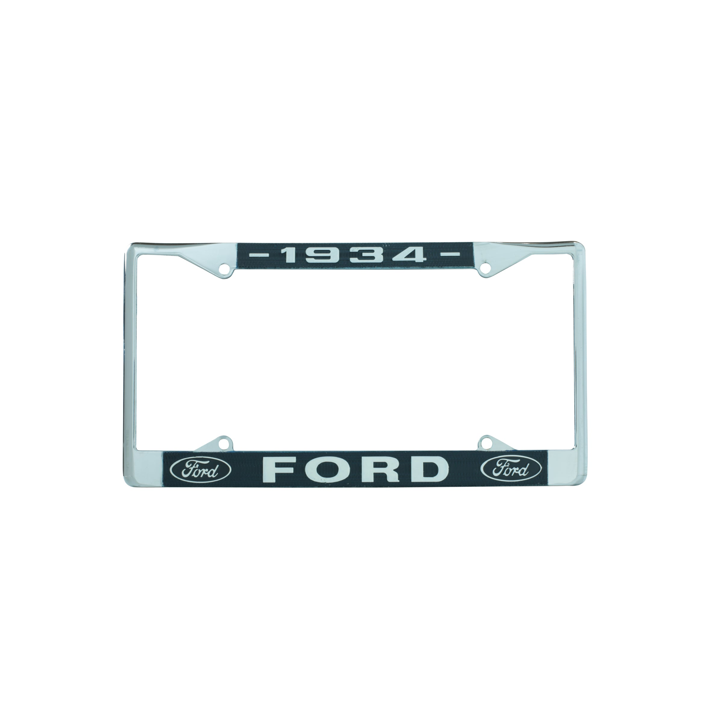 License Plate Frame • 1934 Ford