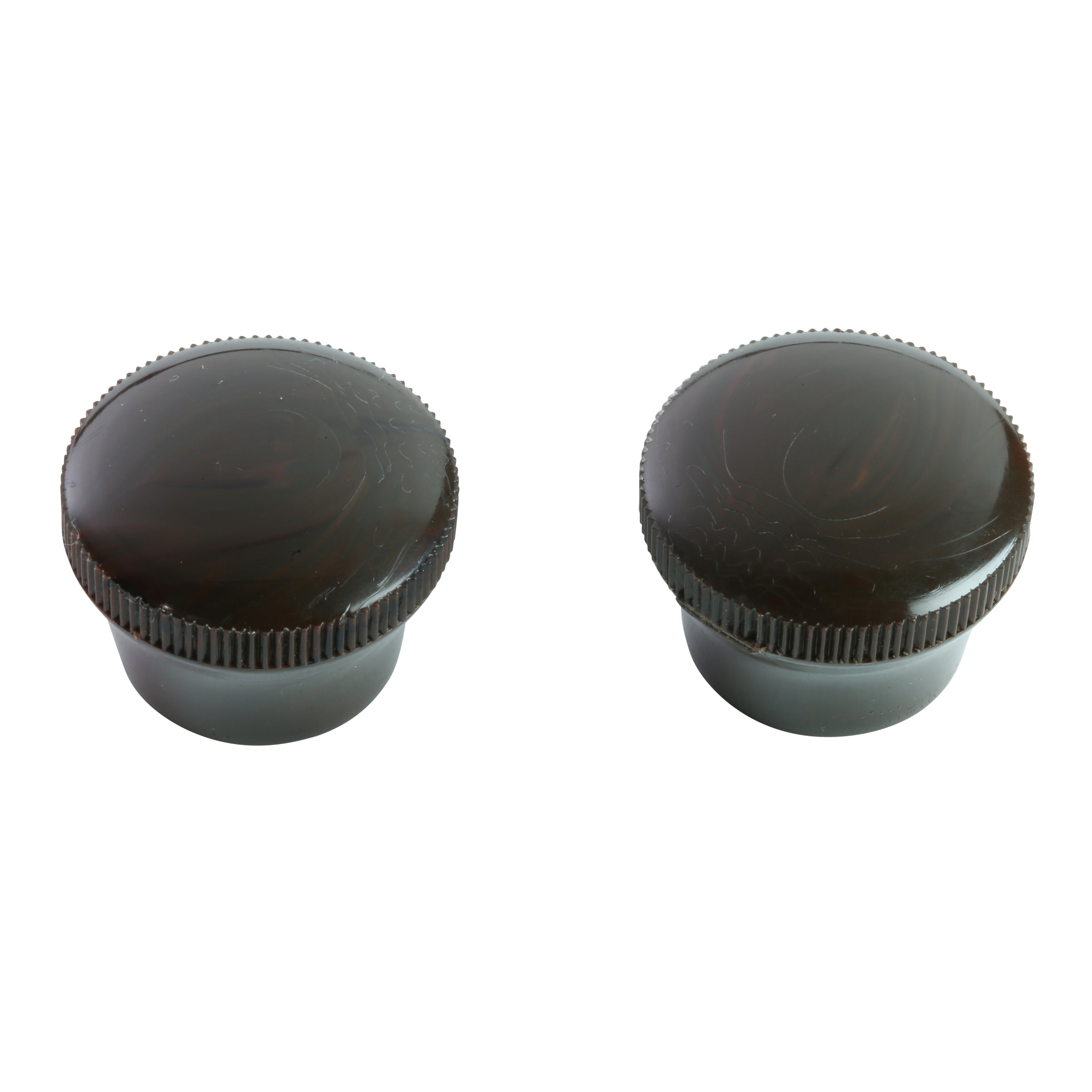 Ash Tray Radio Knobs • 1933-34 Ford