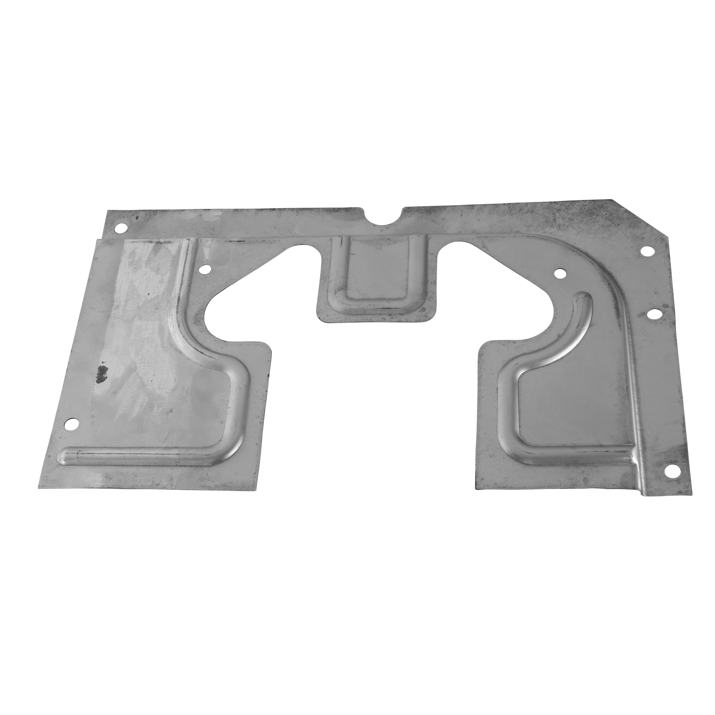 Pedal and Steering Column Floor Plate • 1933-34 Ford