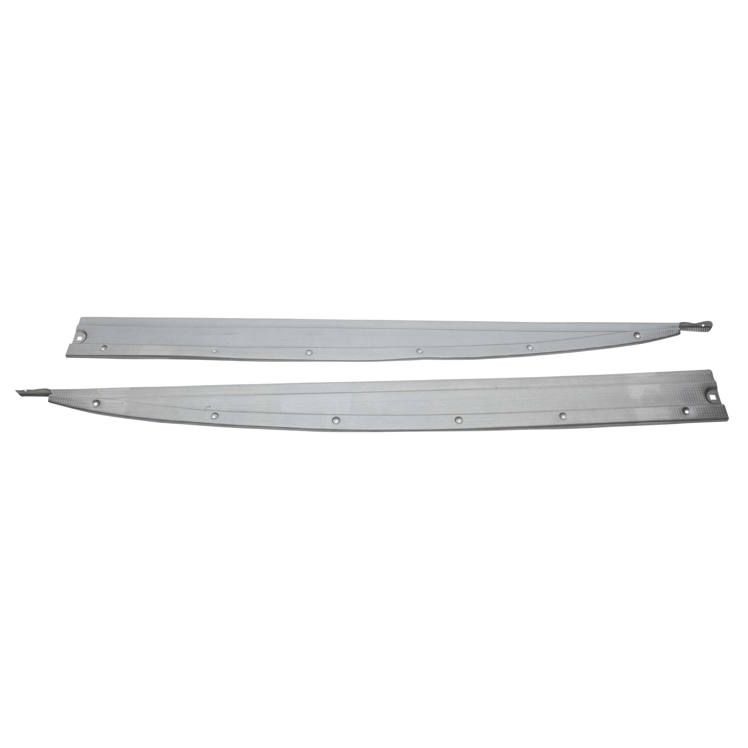 Door Scuff (Sill) Plates • 1933-34 Ford Tudor, 3 Window Coupe & Victoria