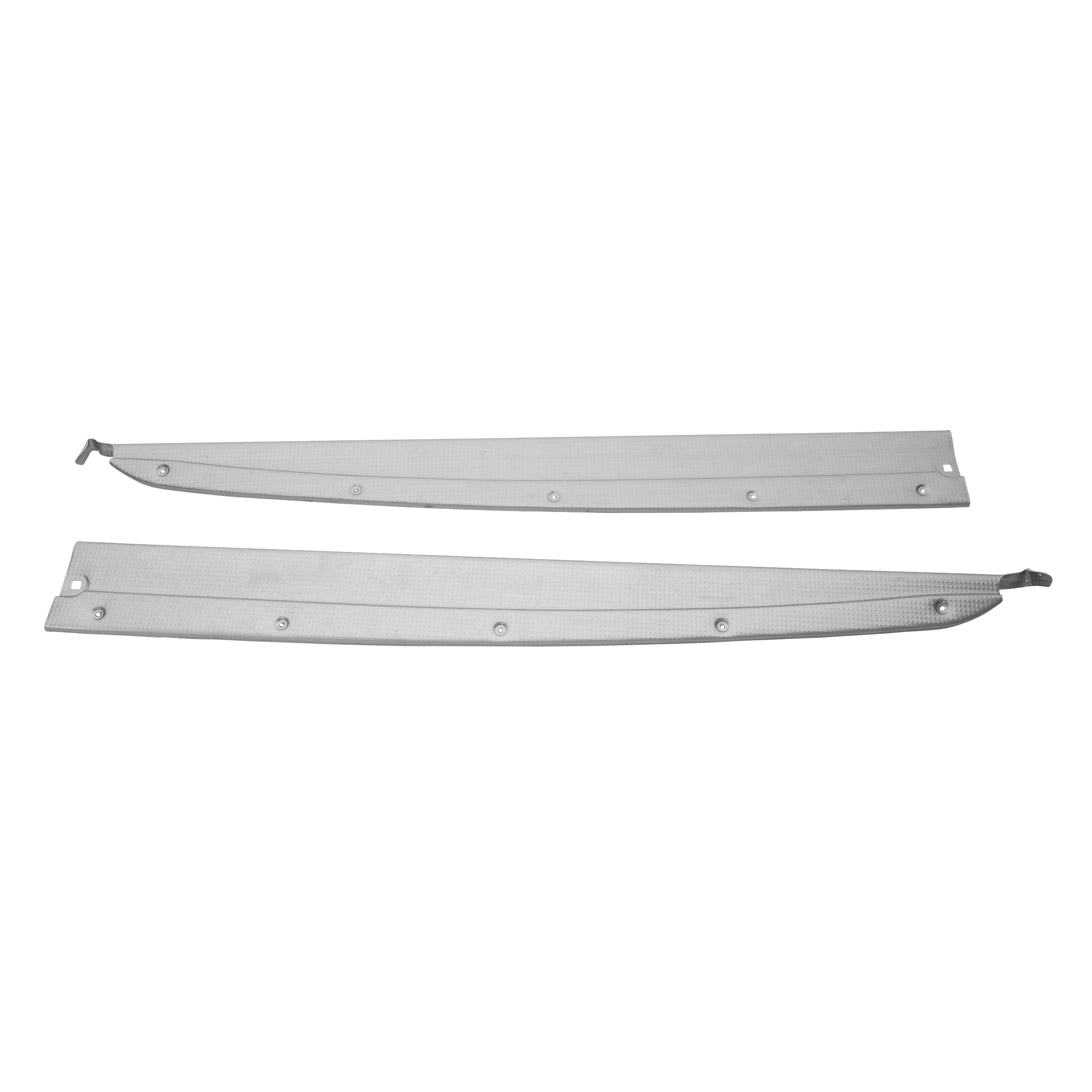 Door Scuff (Sill) Plates • 1933-34 Ford Roadster & Phaeton (Front)