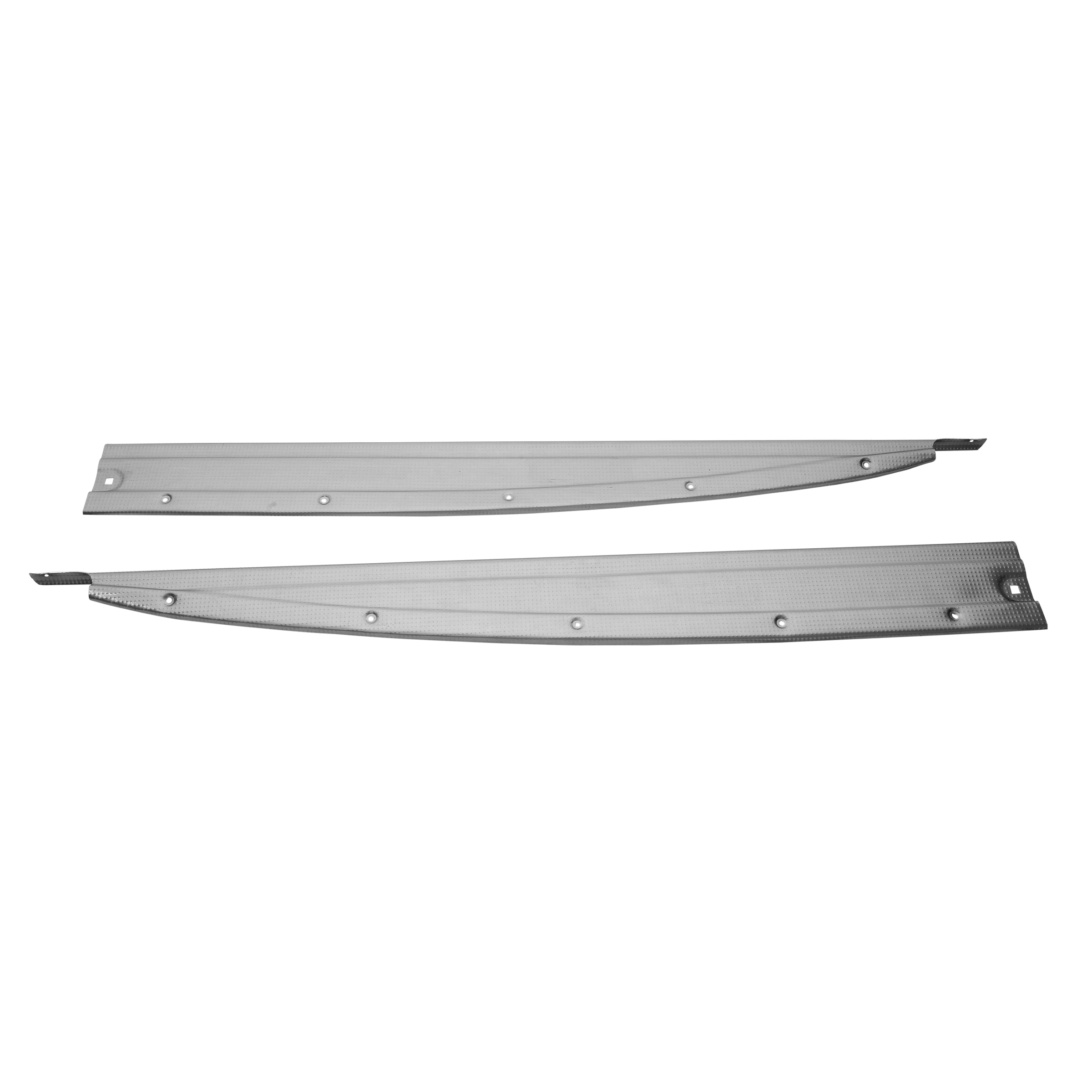 Door Scuff (Sill) Plates • 1933-34 Ford 5-Window Coupe & Fordor (Front)