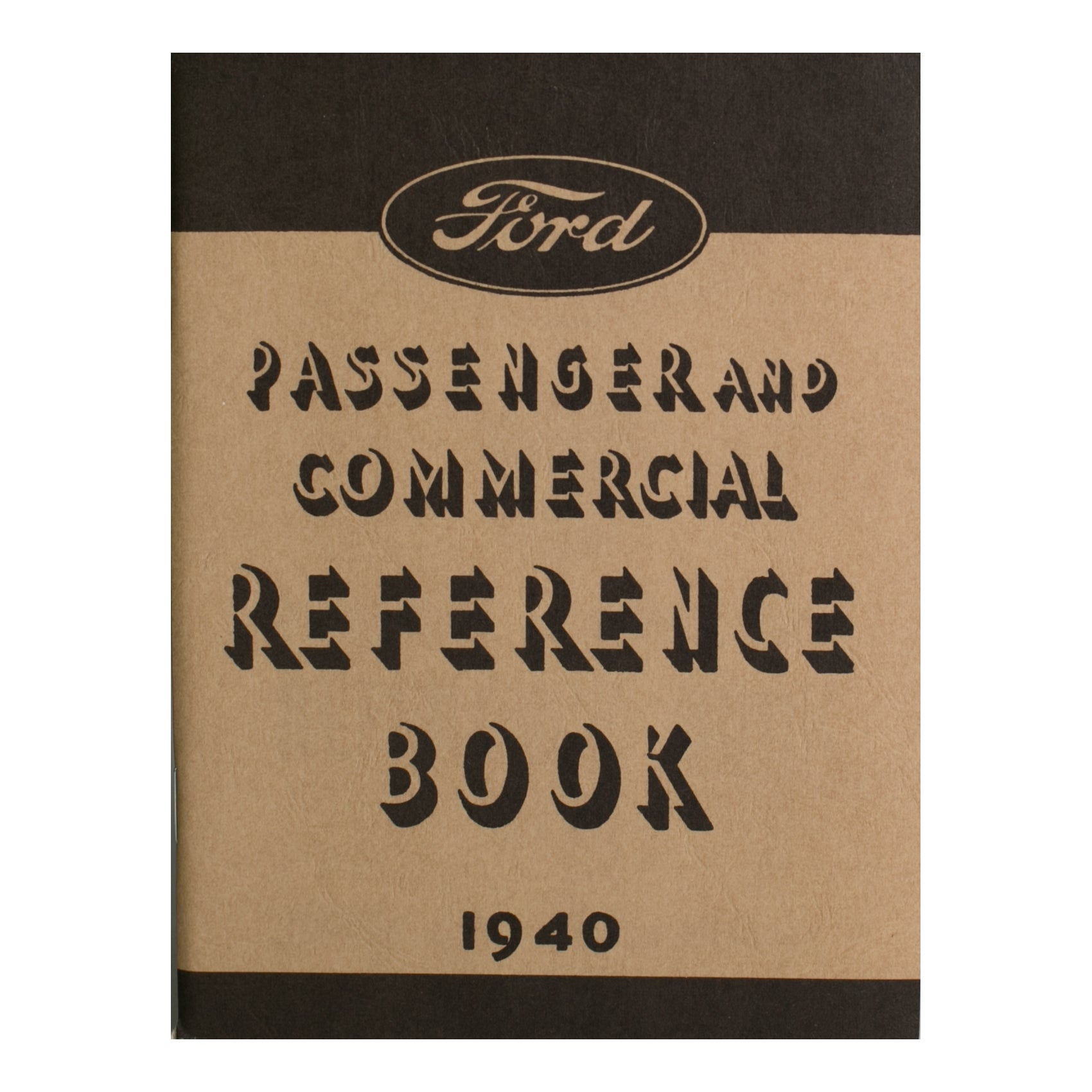 Owners Manual • 1940 Ford