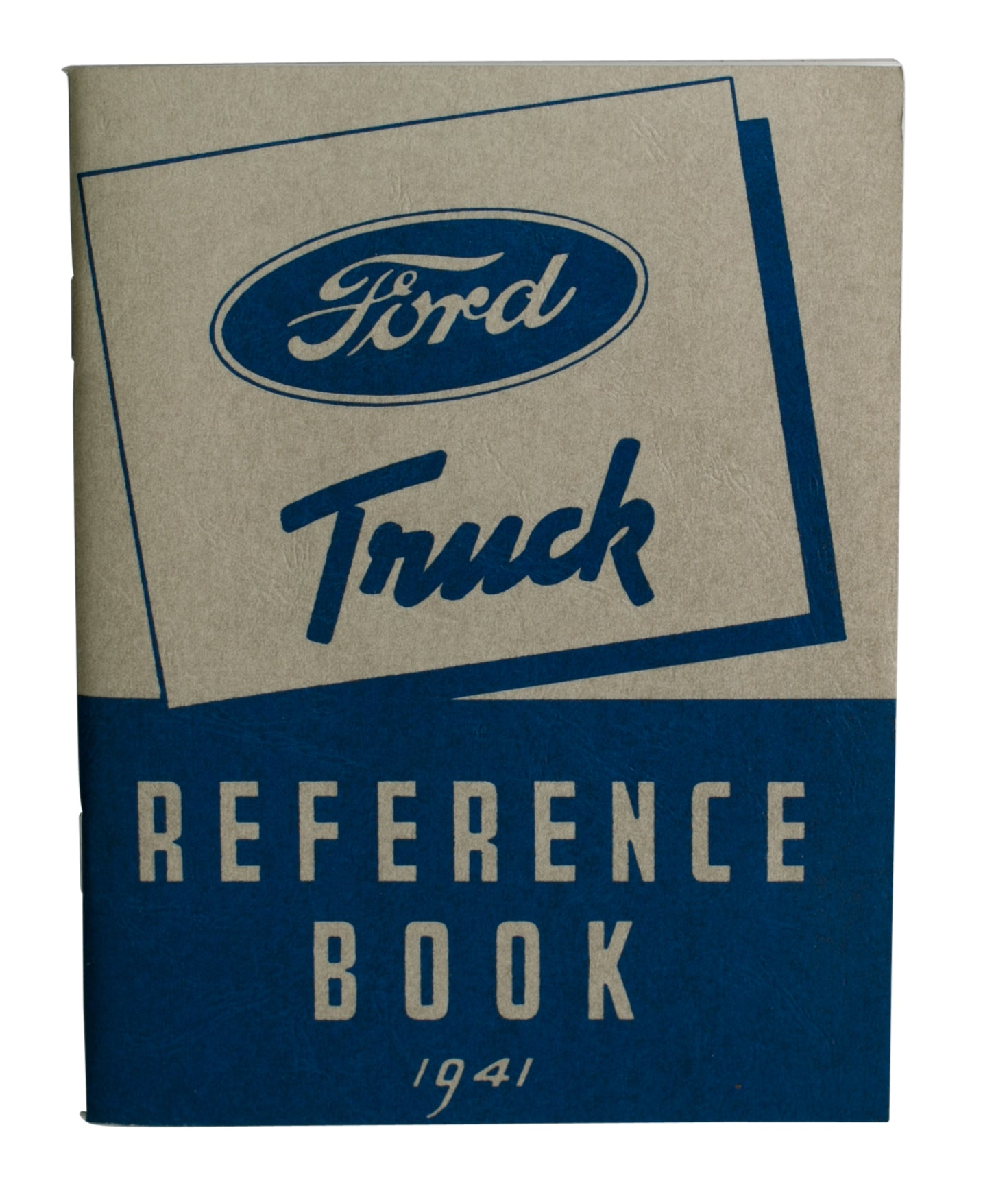 Pickup Owners Manual • 1941