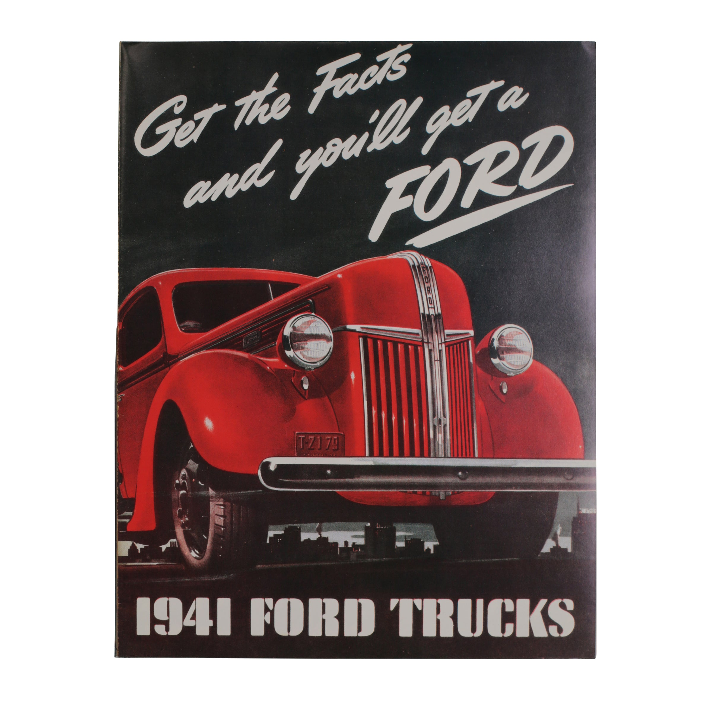 Sales Brochure • 1941 Ford Pickup