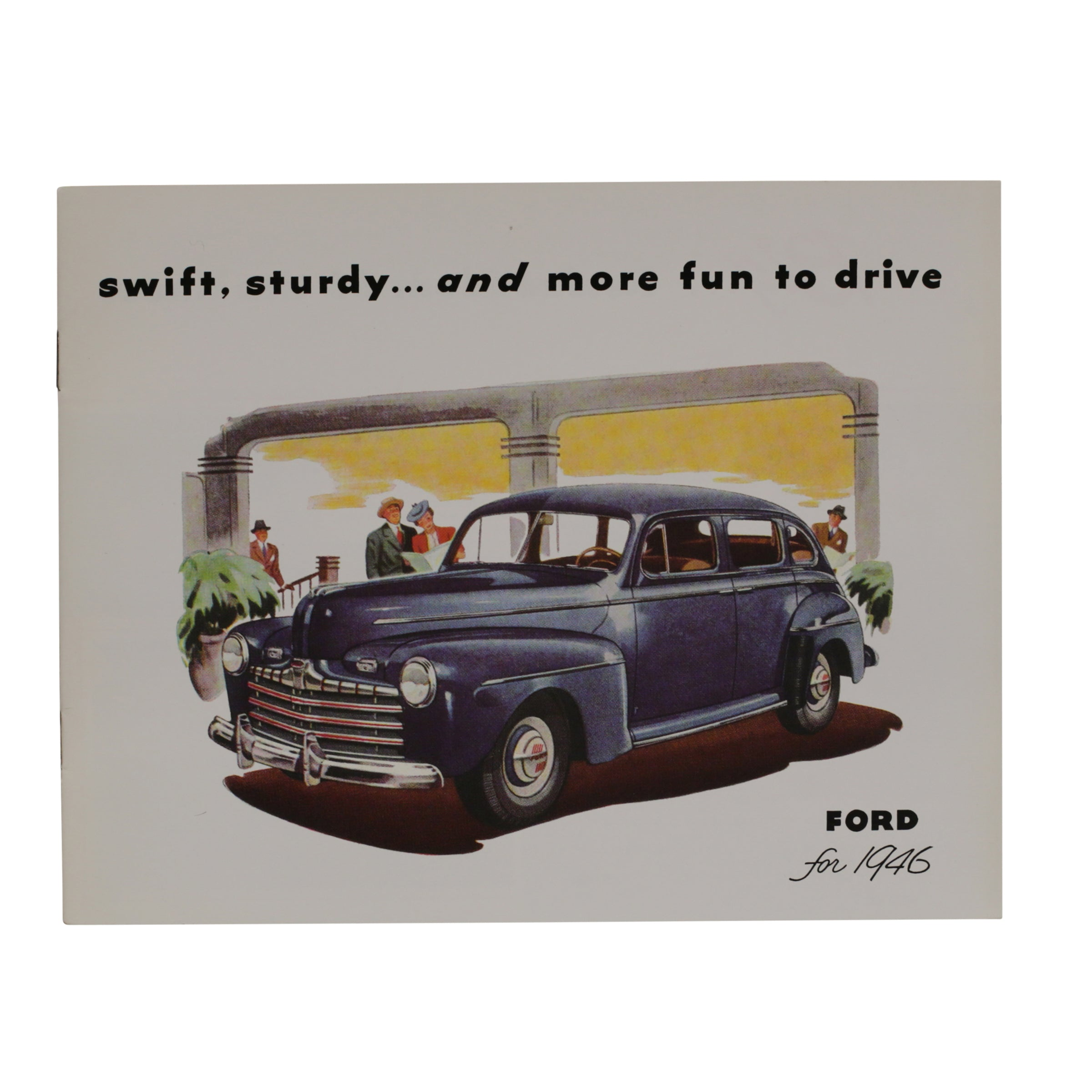 Sales Brochure • 1946 Ford