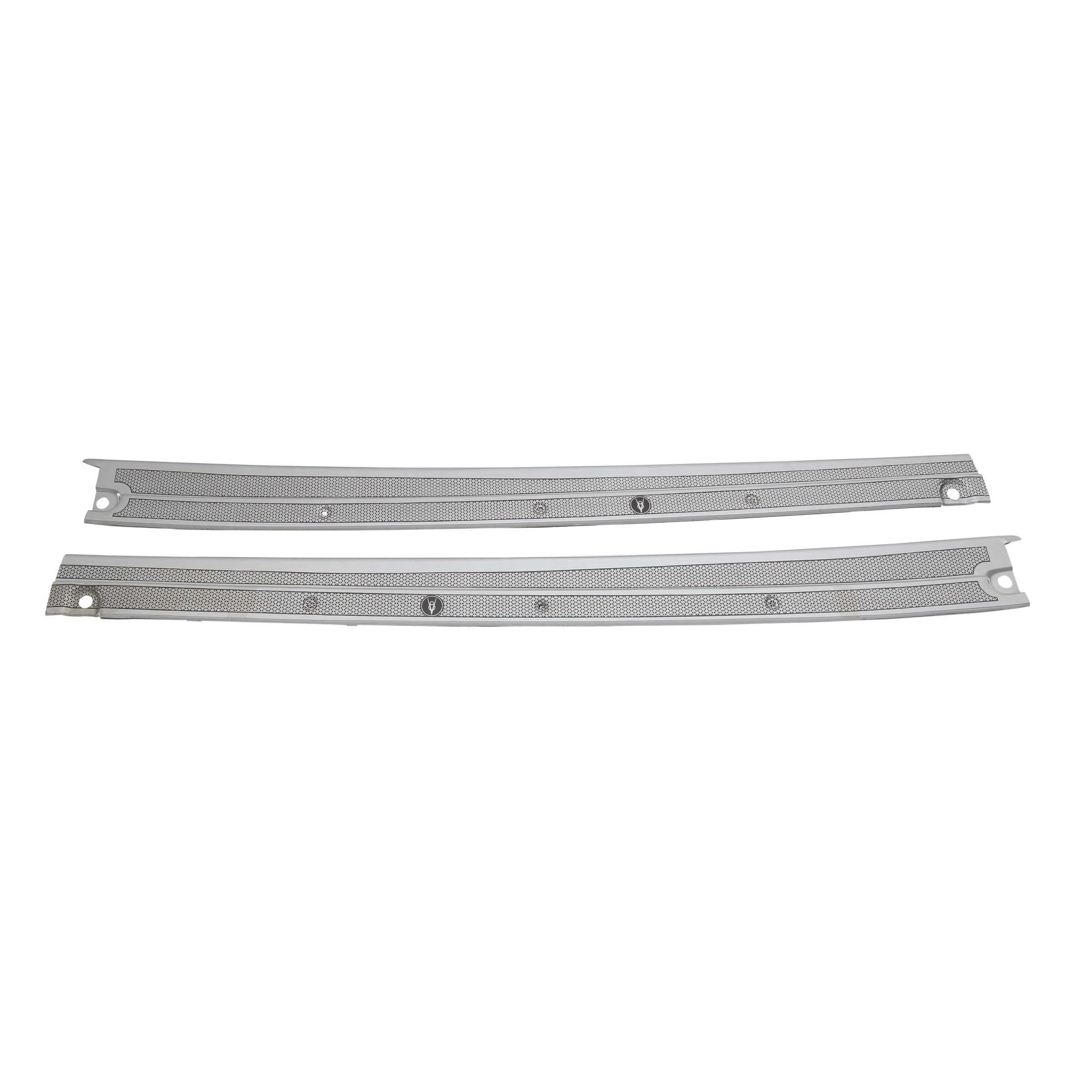 Door Scuff (Sill) Plates • 1935-36 Ford Convertible Sedan (Front)