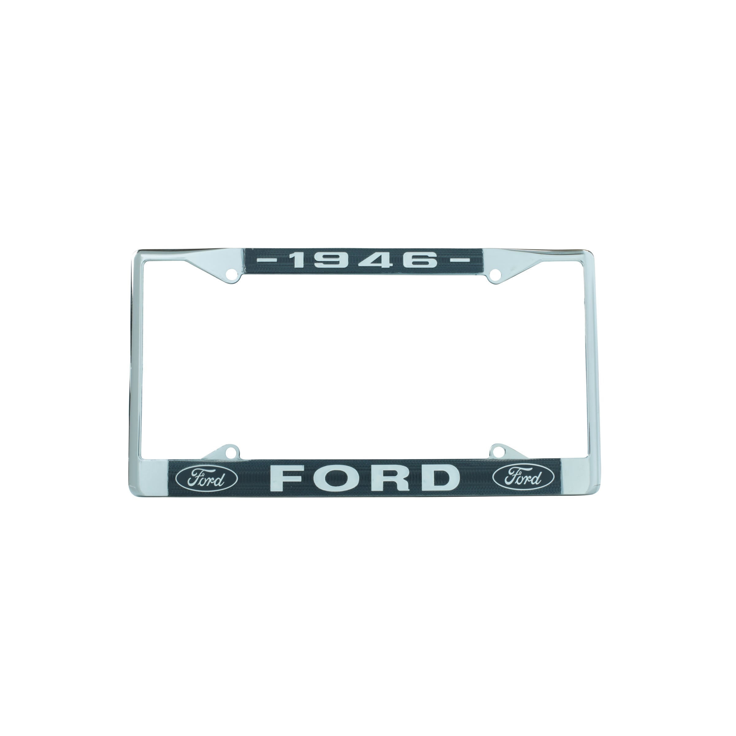 License Plate Frame • 1946 Ford
