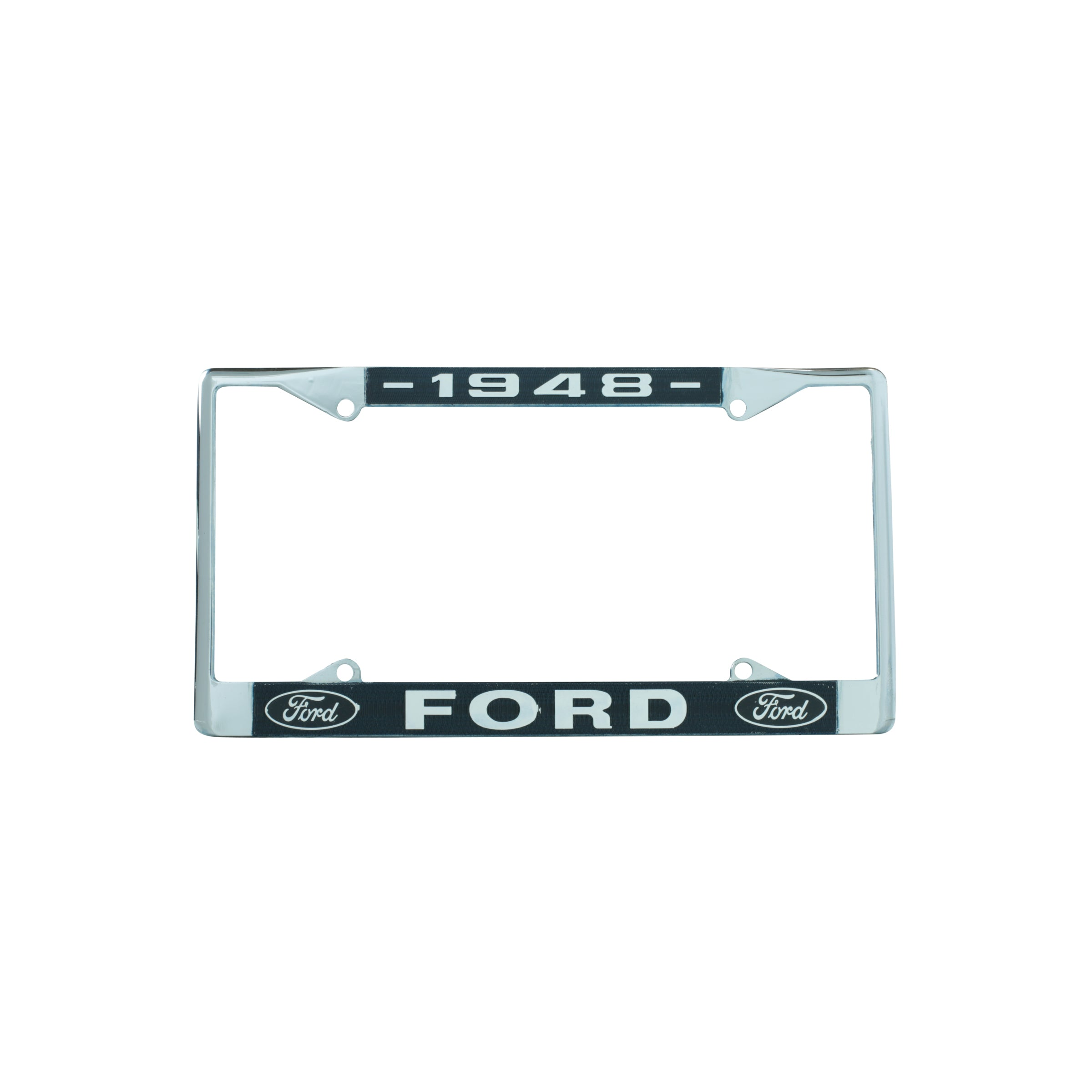 License Plate Frame • 1948 Ford