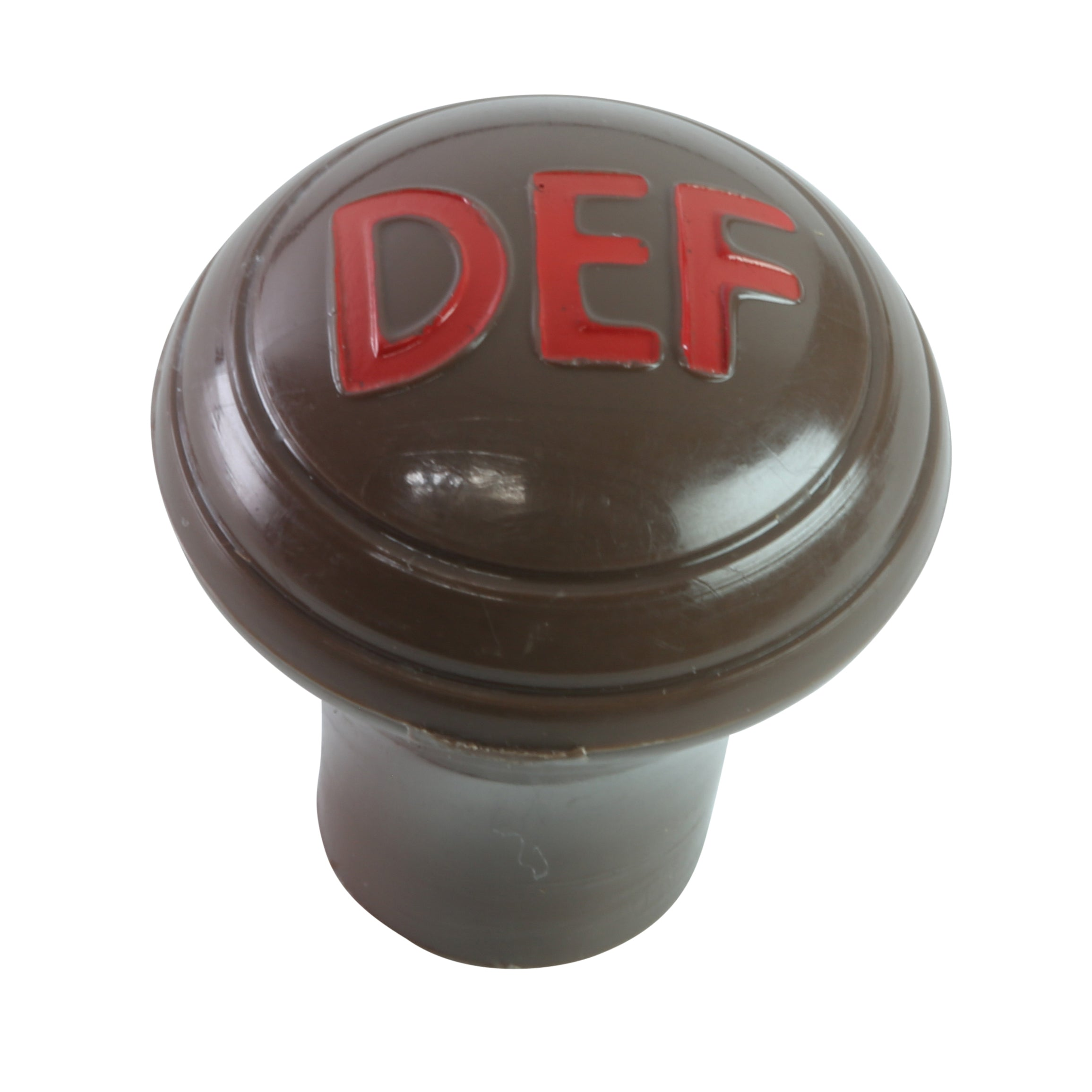 Hot Water Heater Defroster Knob (Chocolate) • 1946