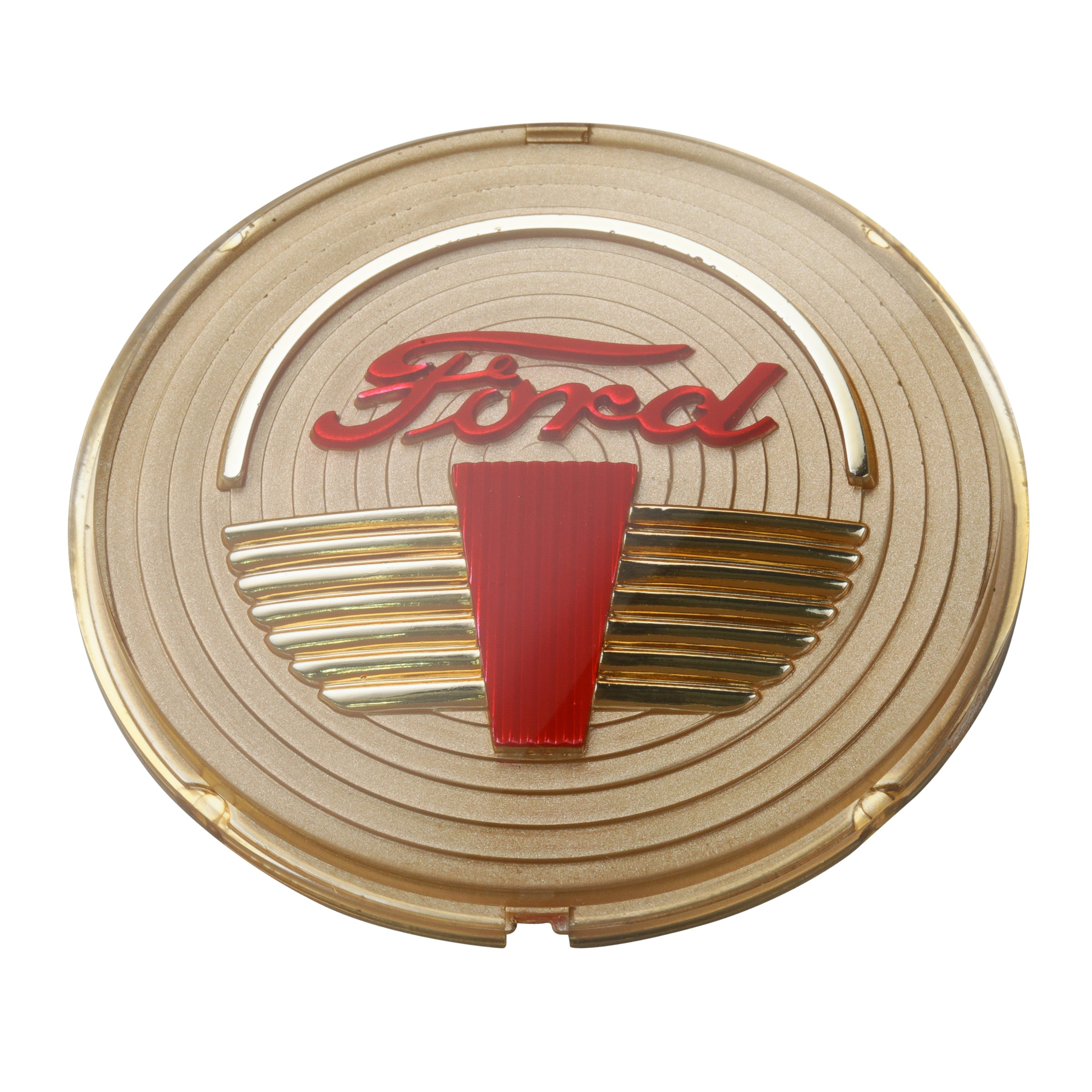 Horn Button • 1946 Ford Convertible & Wagon